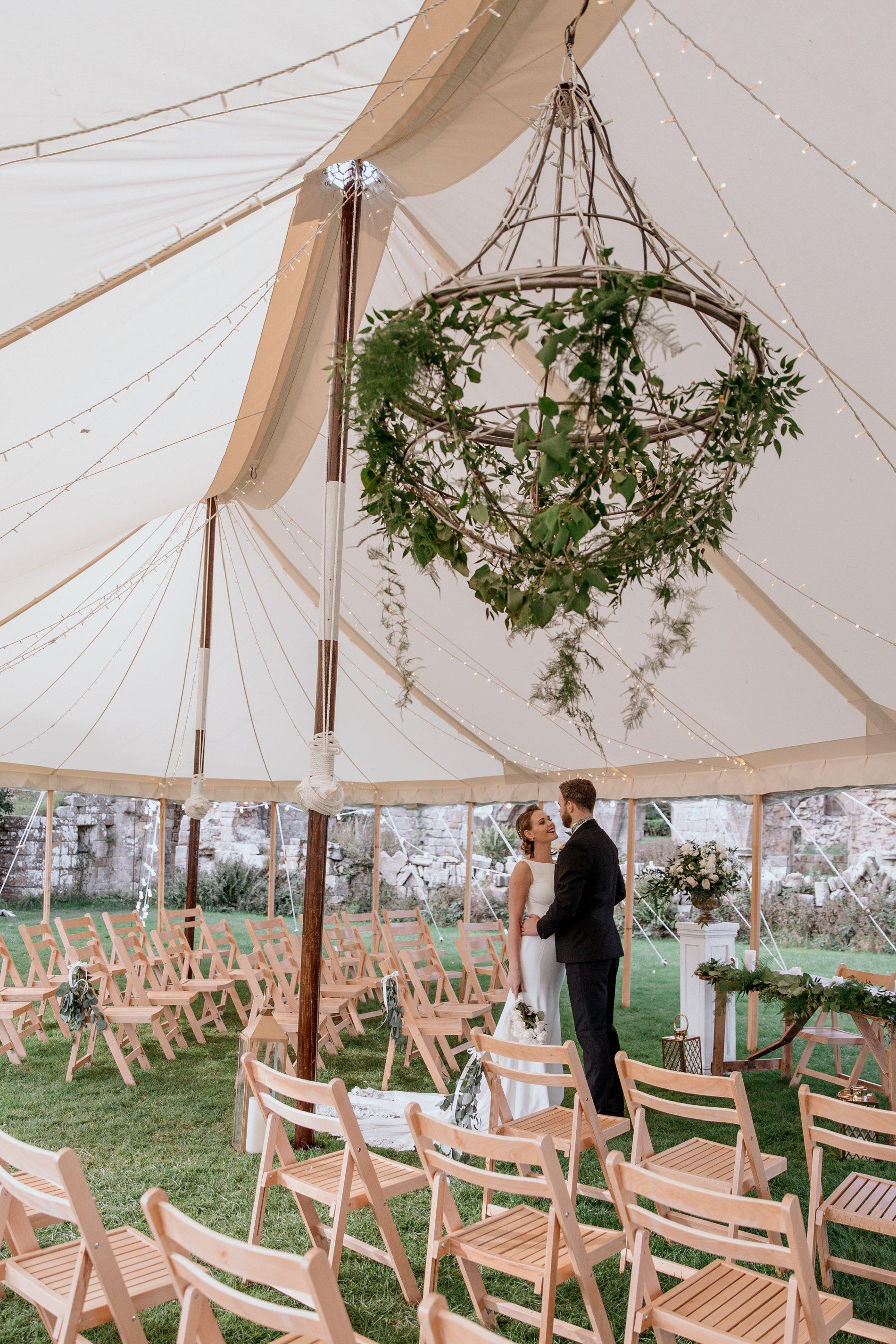 An Elegant Wedding Shoot at Jervaulx Abbey (c) Natalie Hamilton Photography (46)