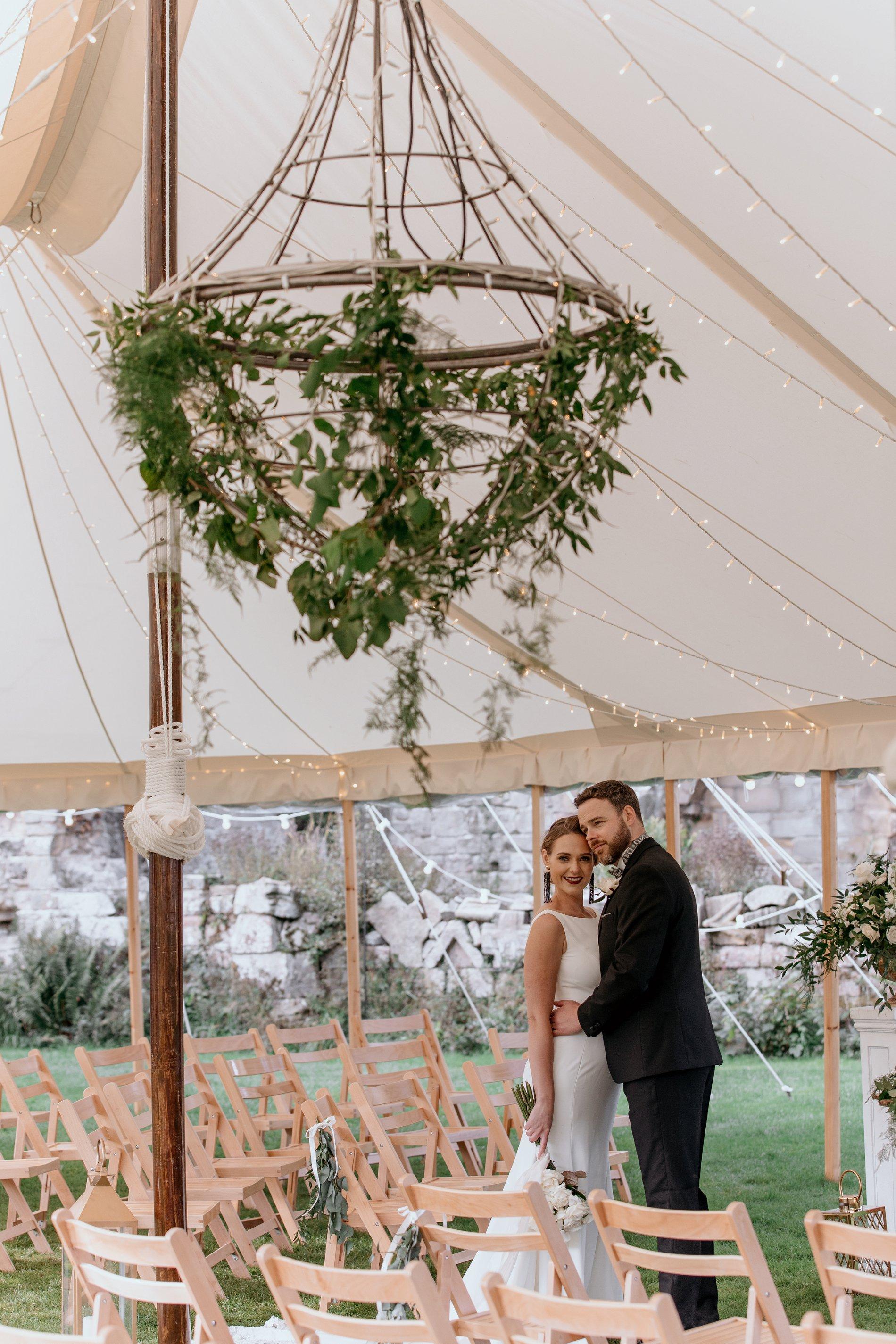 An Elegant Wedding Shoot at Jervaulx Abbey (c) Natalie Hamilton Photography (48)