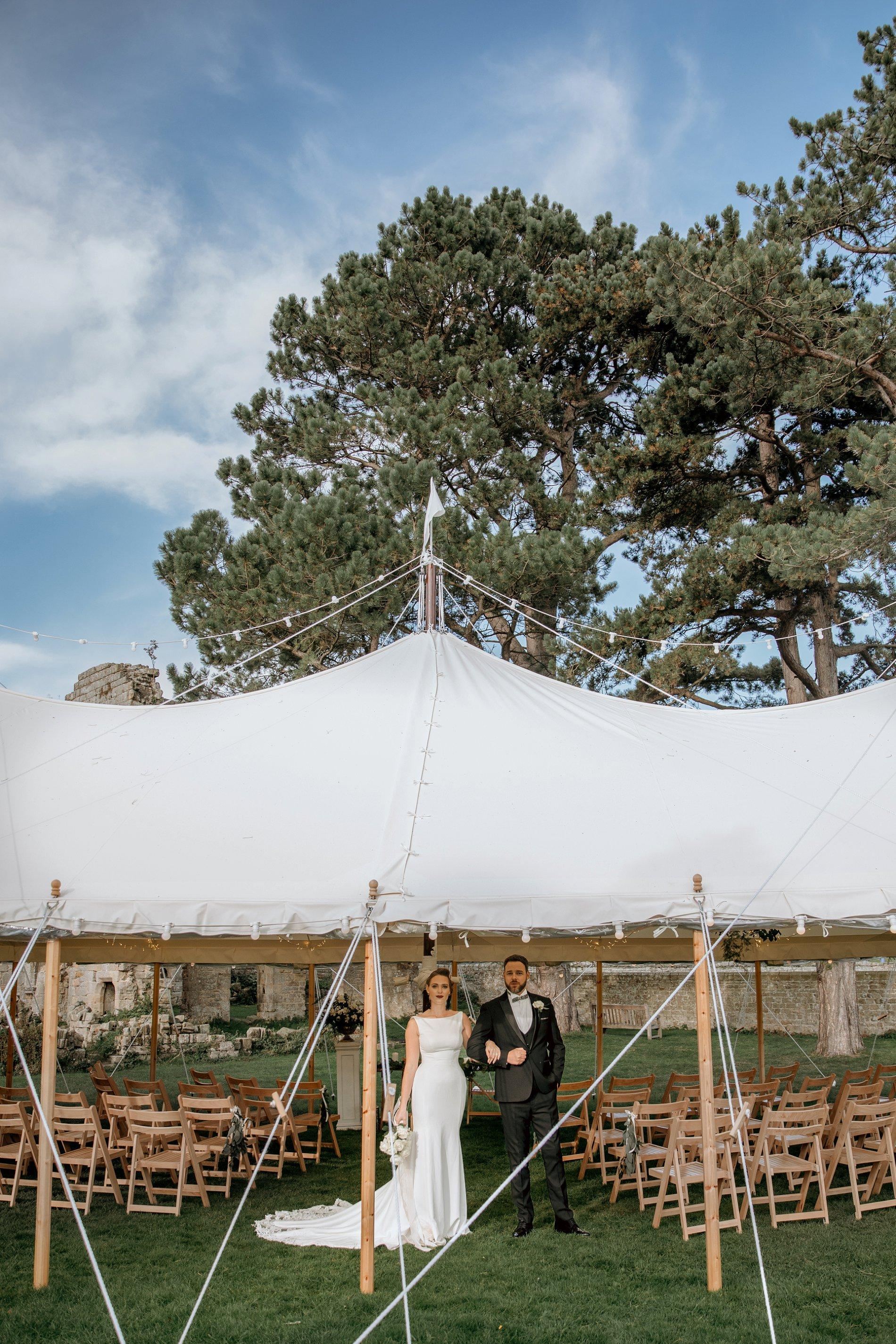 An Elegant Wedding Shoot at Jervaulx Abbey (c) Natalie Hamilton Photography (51)