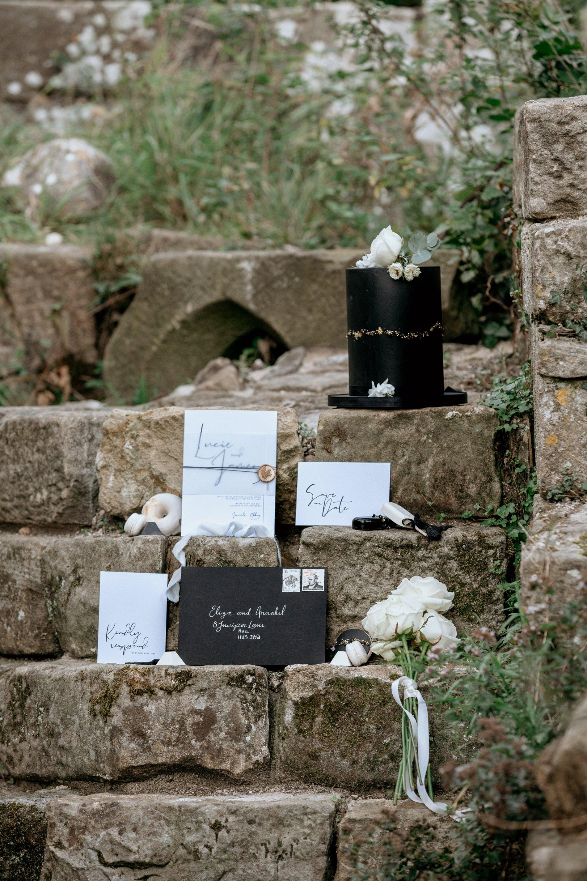 An Elegant Wedding Shoot at Jervaulx Abbey (c) Natalie Hamilton Photography (52)
