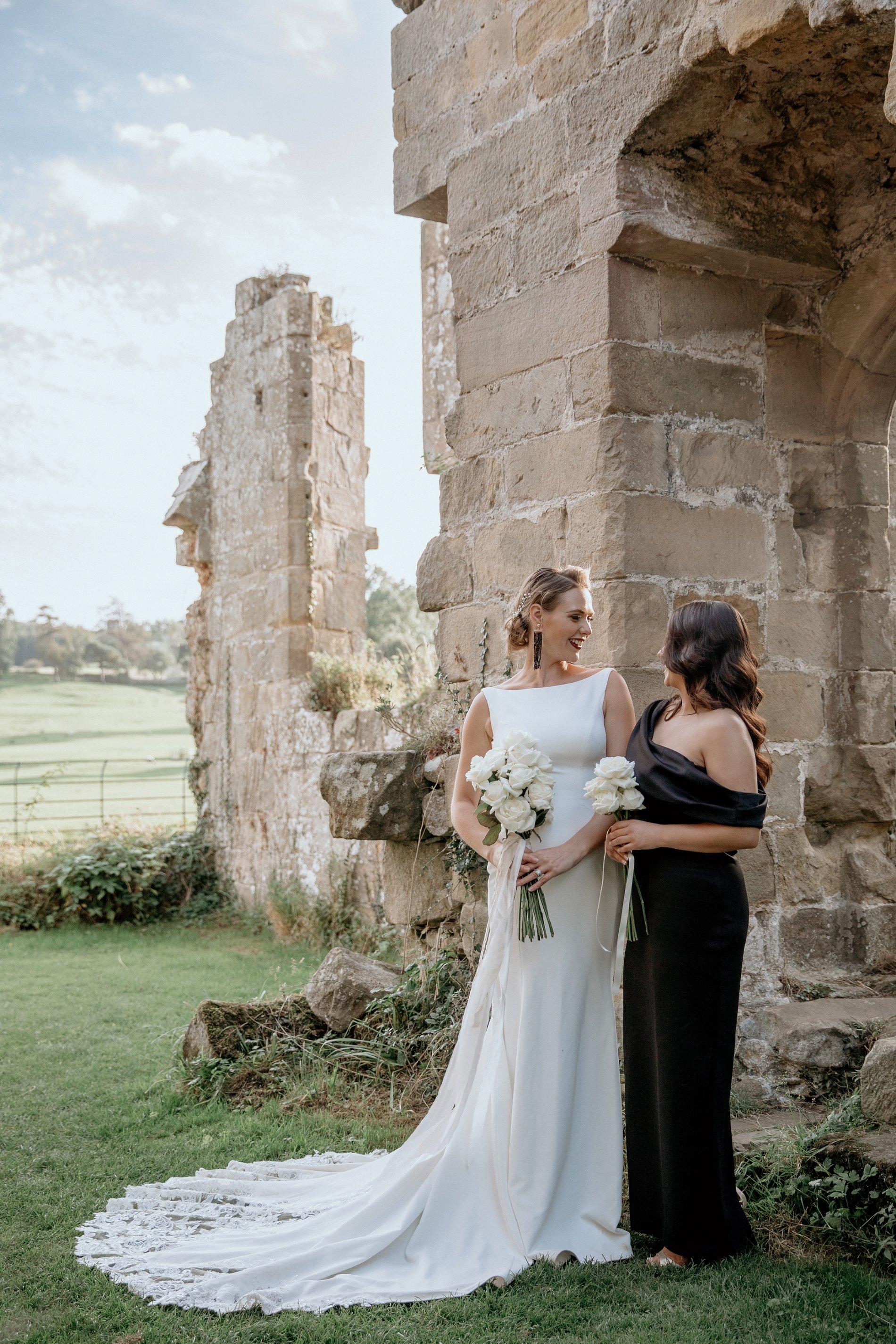 An Elegant Wedding Shoot at Jervaulx Abbey (c) Natalie Hamilton Photography (56)