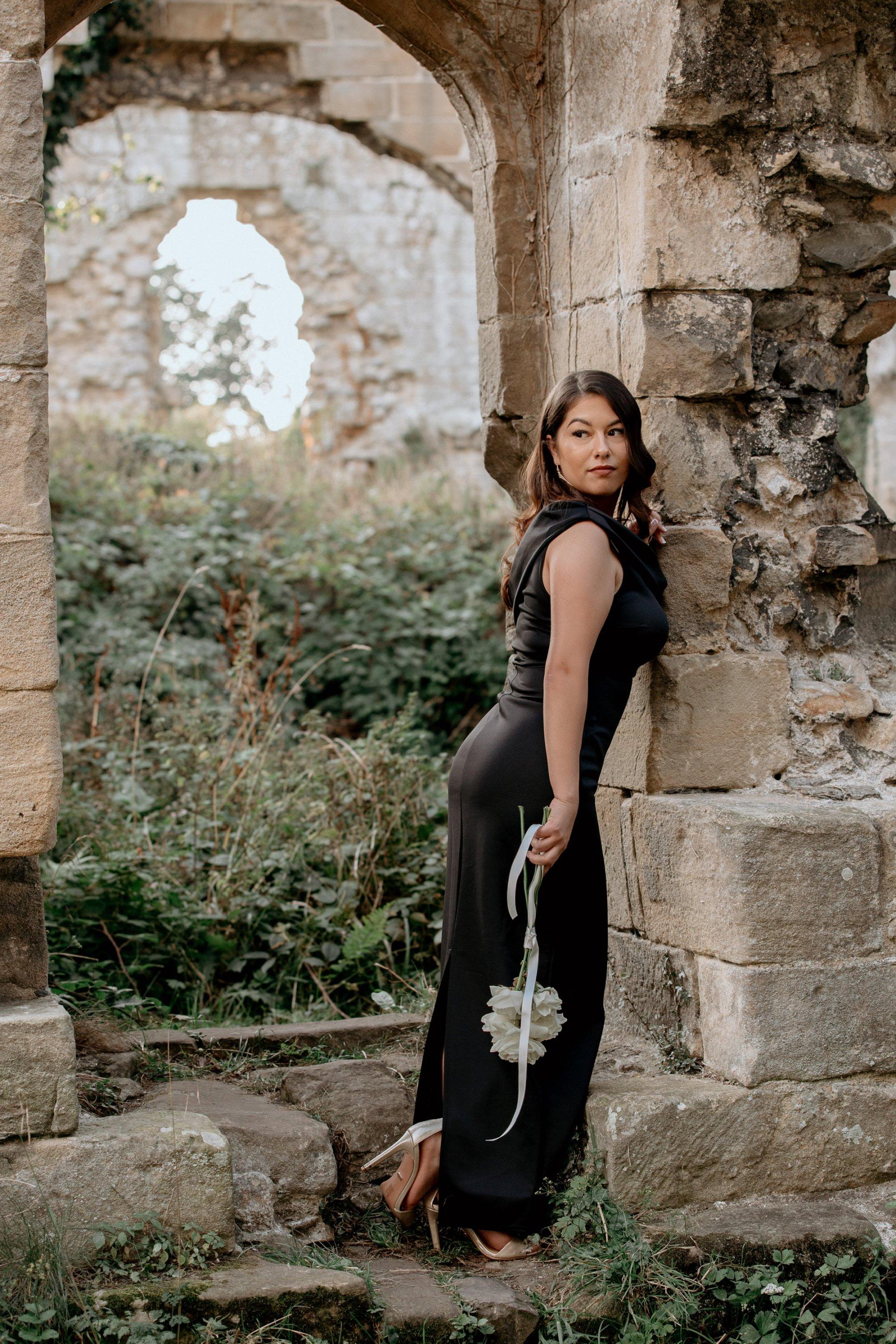 An Elegant Wedding Shoot at Jervaulx Abbey (c) Natalie Hamilton Photography (59)