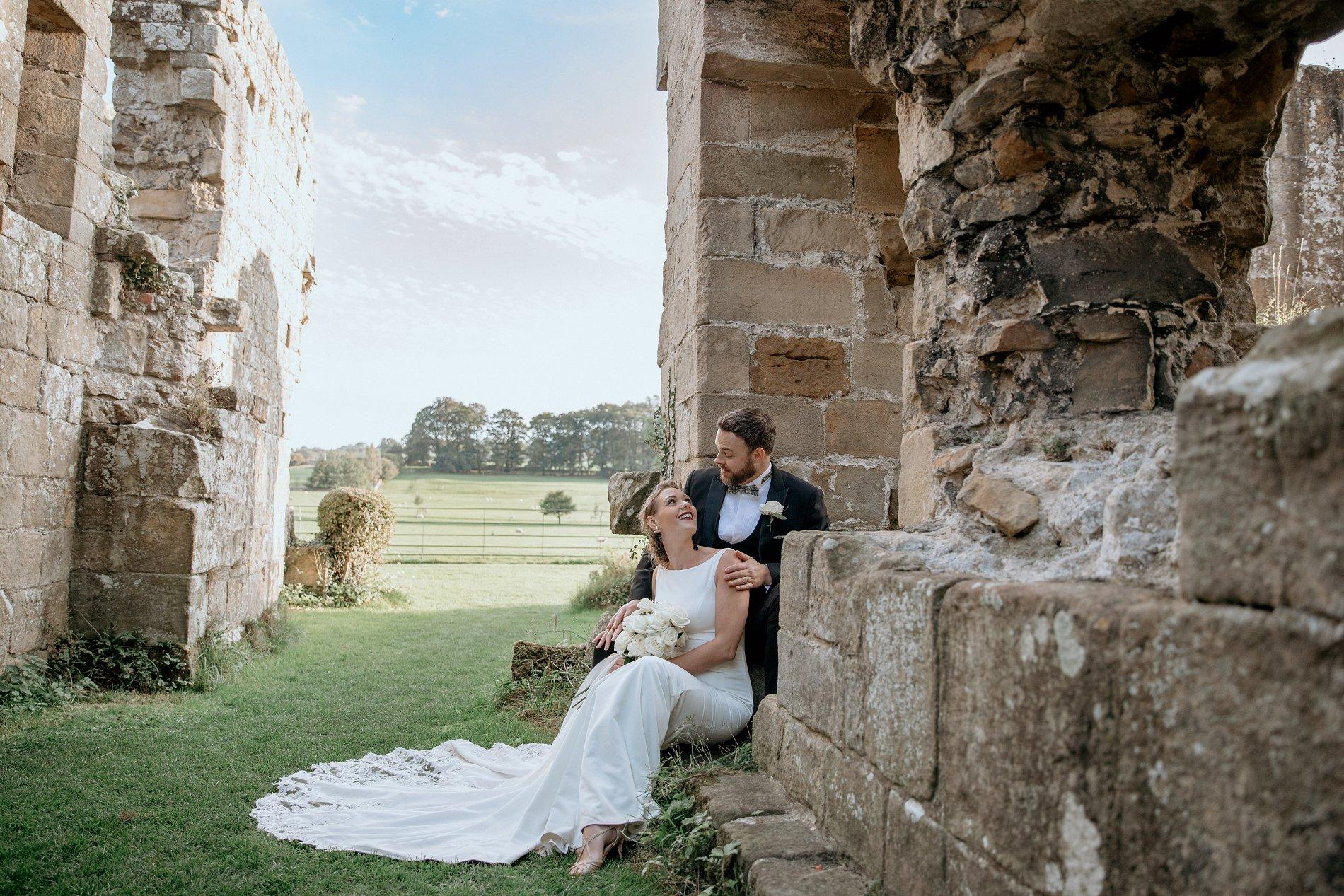 An Elegant Wedding Shoot at Jervaulx Abbey (c) Natalie Hamilton Photography (60)