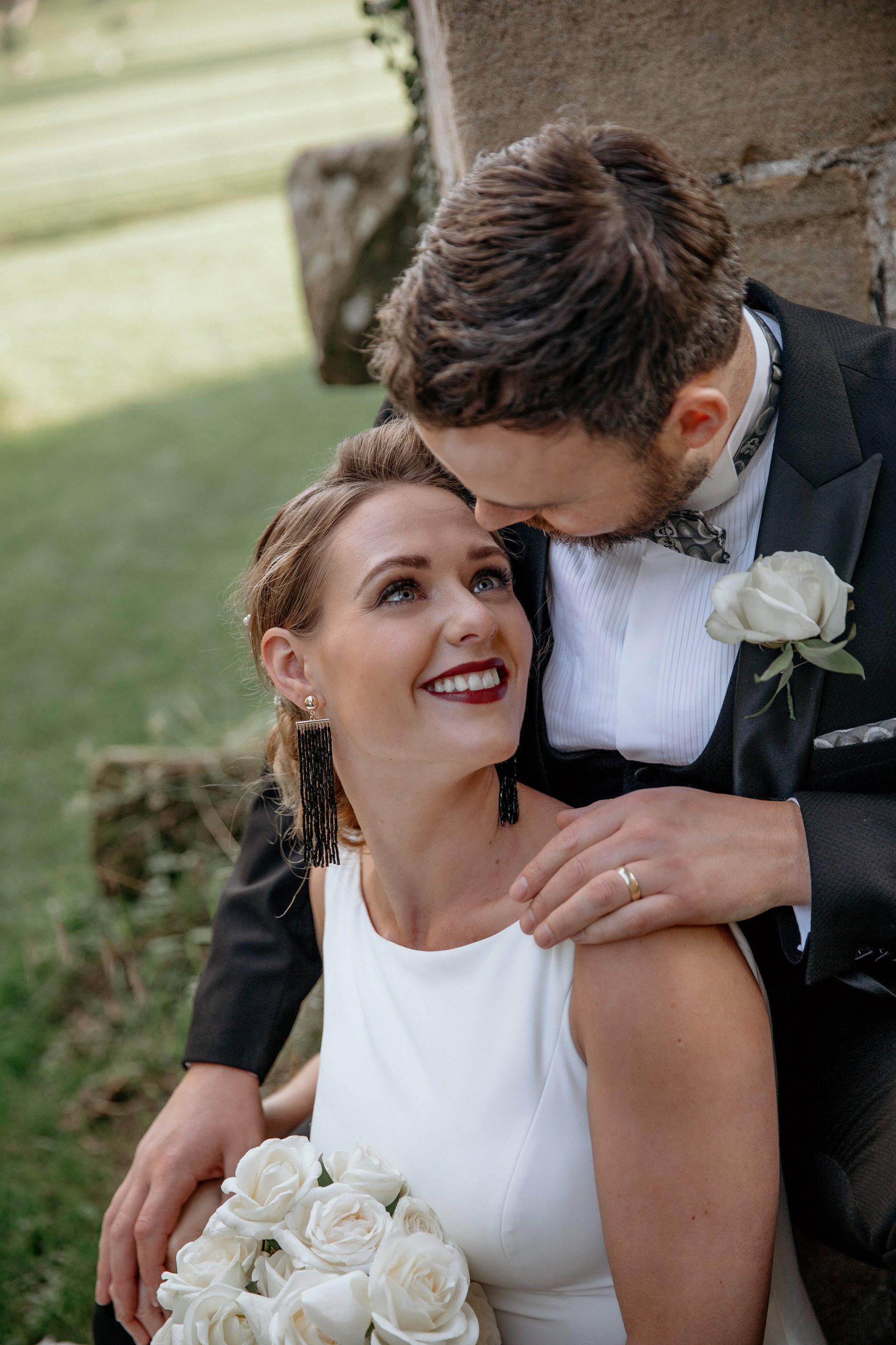 An Elegant Wedding Shoot at Jervaulx Abbey (c) Natalie Hamilton Photography (66)