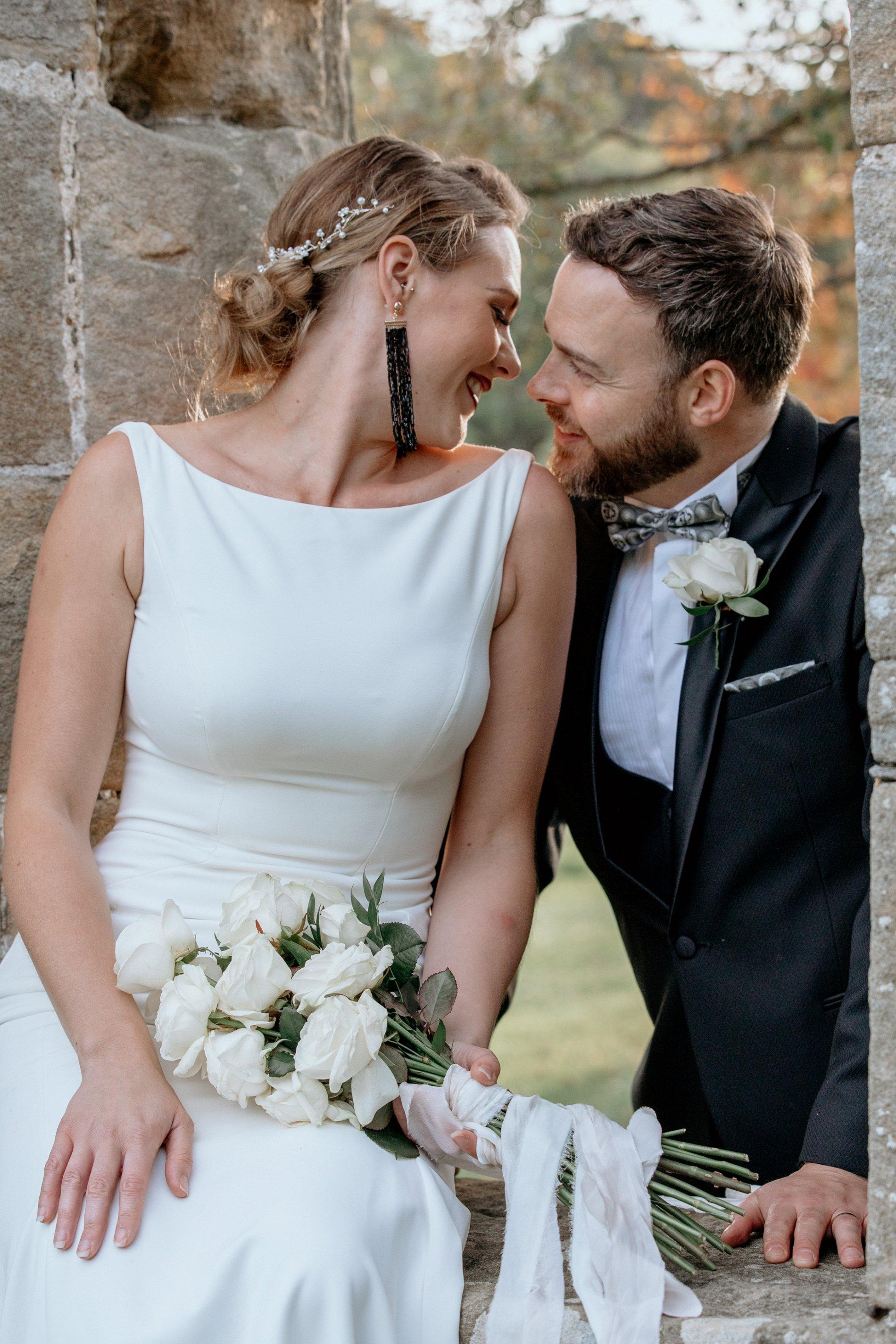 An Elegant Wedding Shoot at Jervaulx Abbey (c) Natalie Hamilton Photography (72)