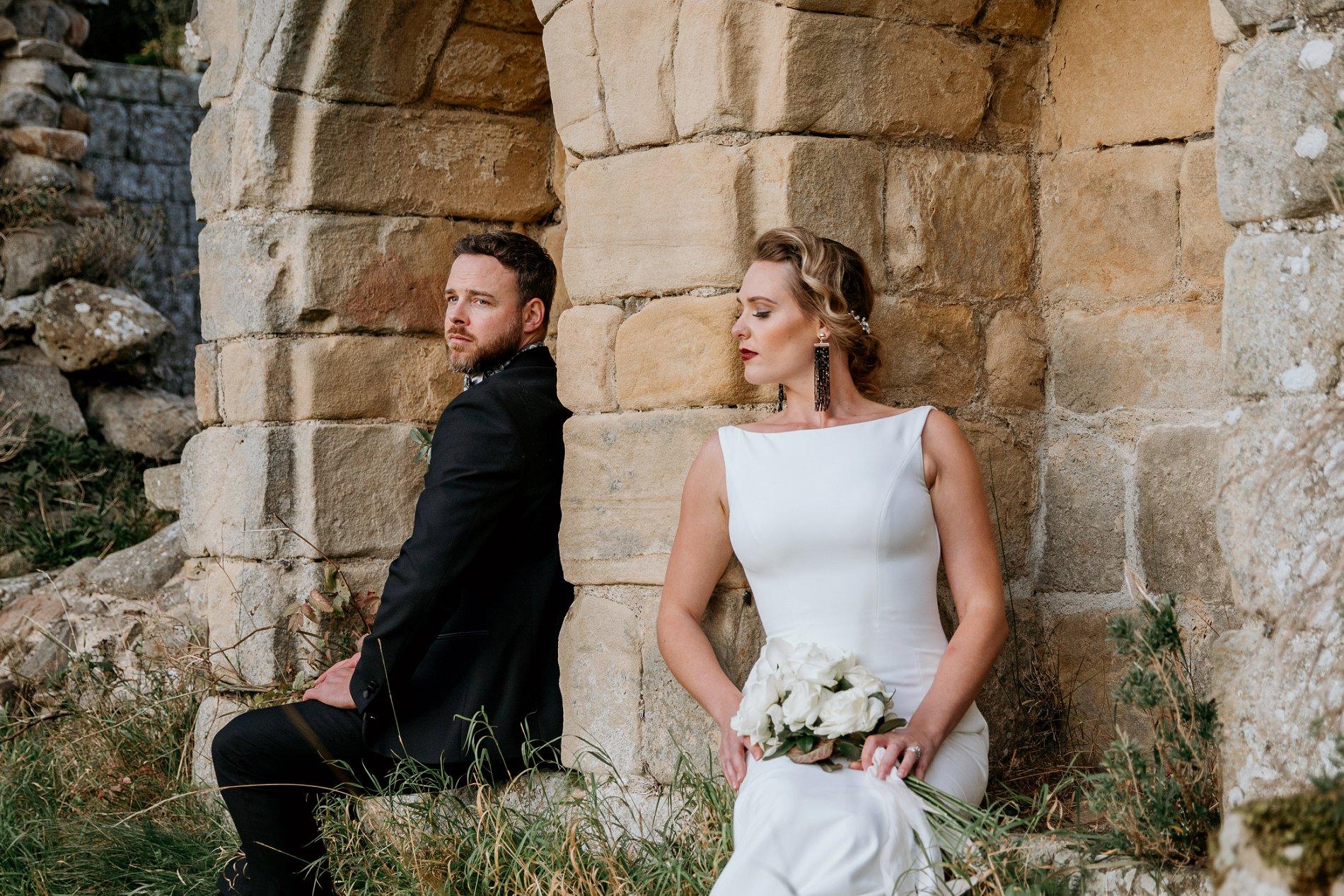 An Elegant Wedding Shoot at Jervaulx Abbey (c) Natalie Hamilton Photography (75)