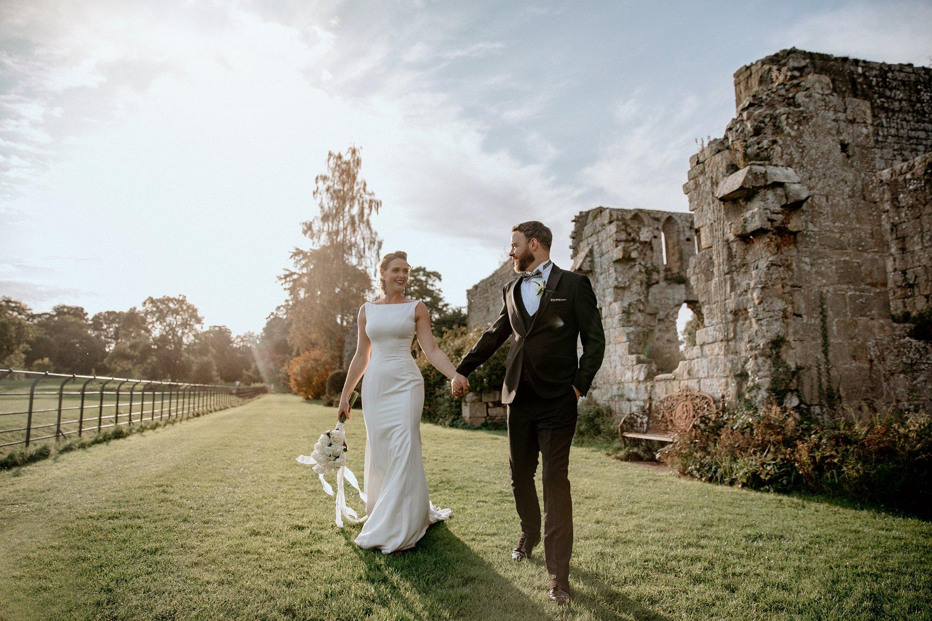 An Elegant Wedding Shoot at Jervaulx Abbey (c) Natalie Hamilton Photography (76)