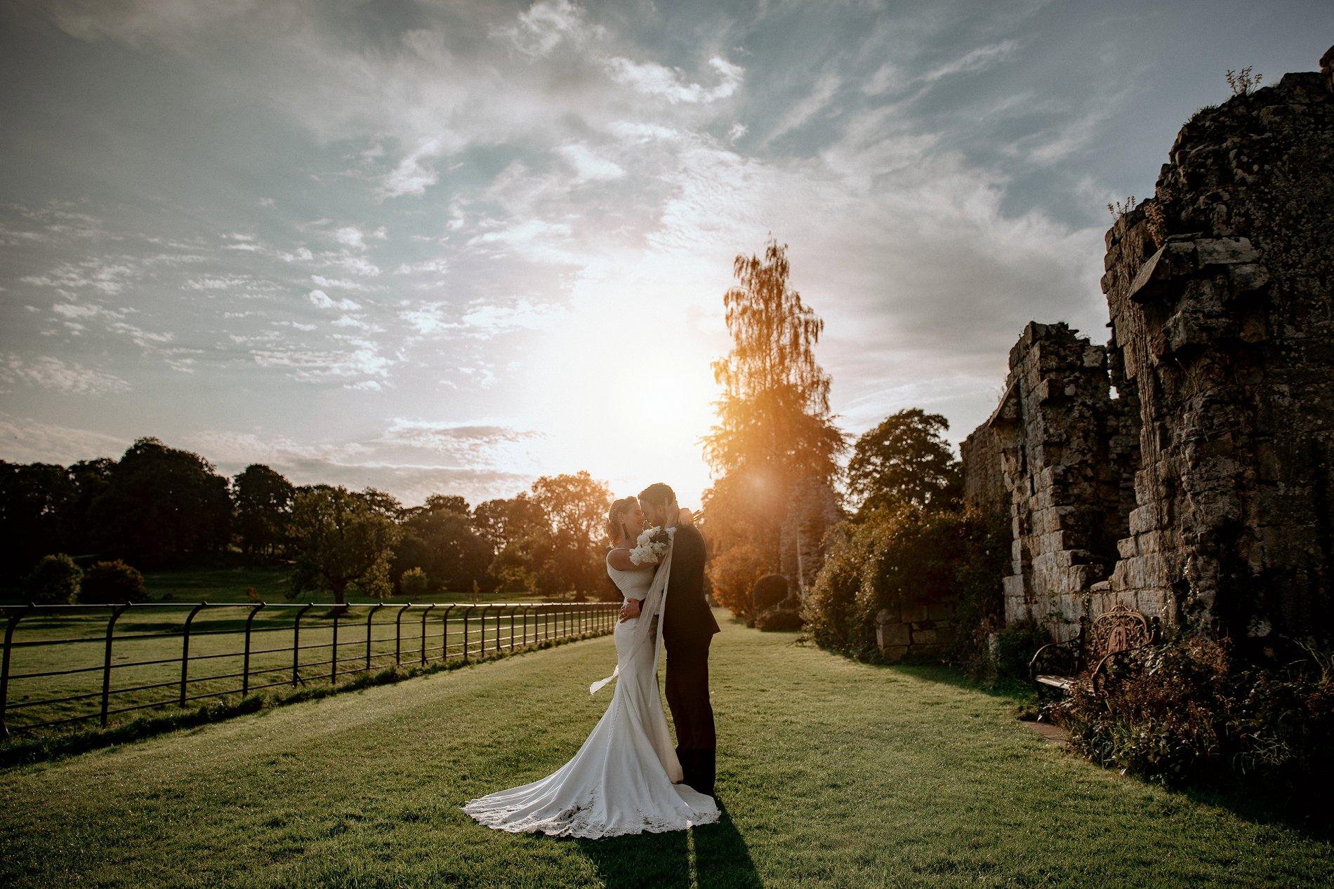 An Elegant Wedding Shoot at Jervaulx Abbey (c) Natalie Hamilton Photography (78)