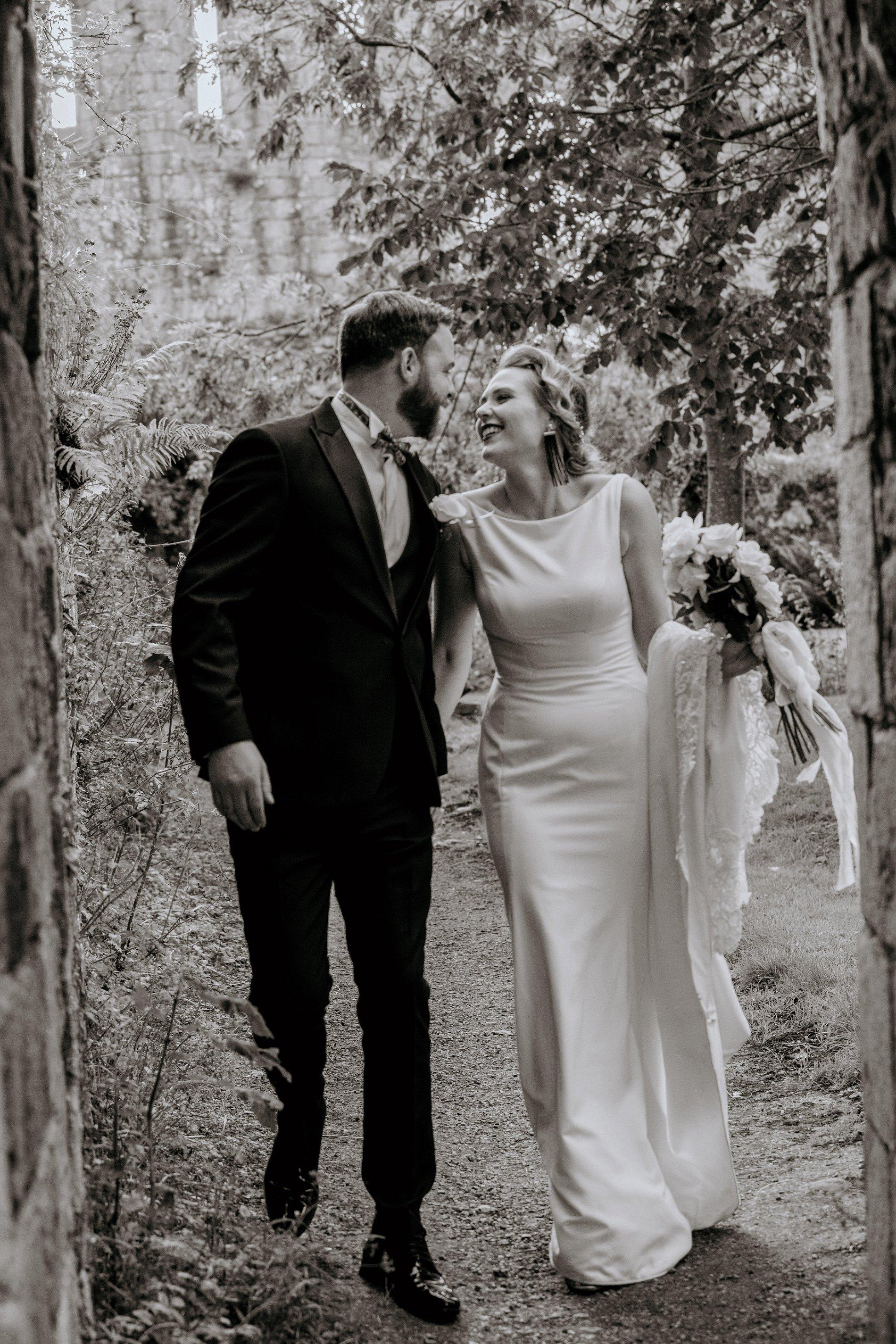 An Elegant Wedding Shoot at Jervaulx Abbey (c) Natalie Hamilton Photography (81)