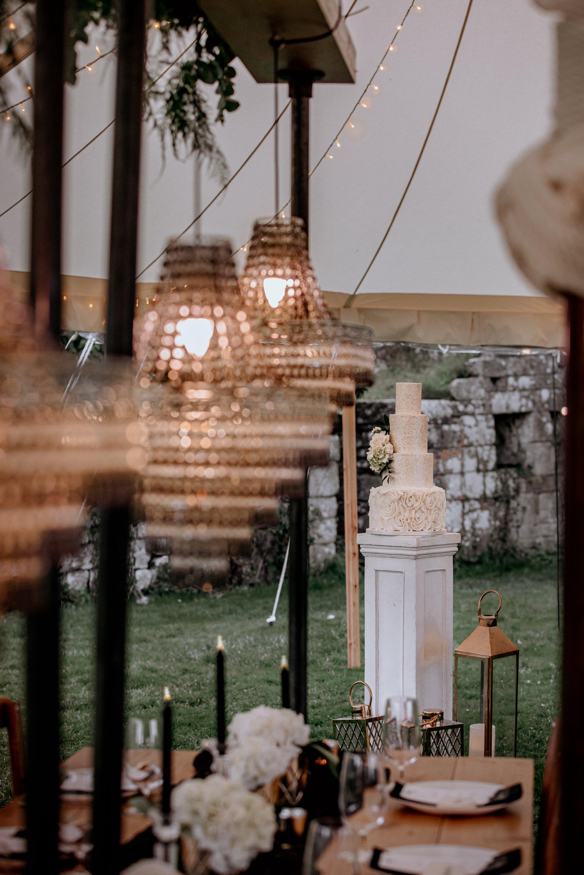 An Elegant Wedding Shoot at Jervaulx Abbey (c) Natalie Hamilton Photography (87)
