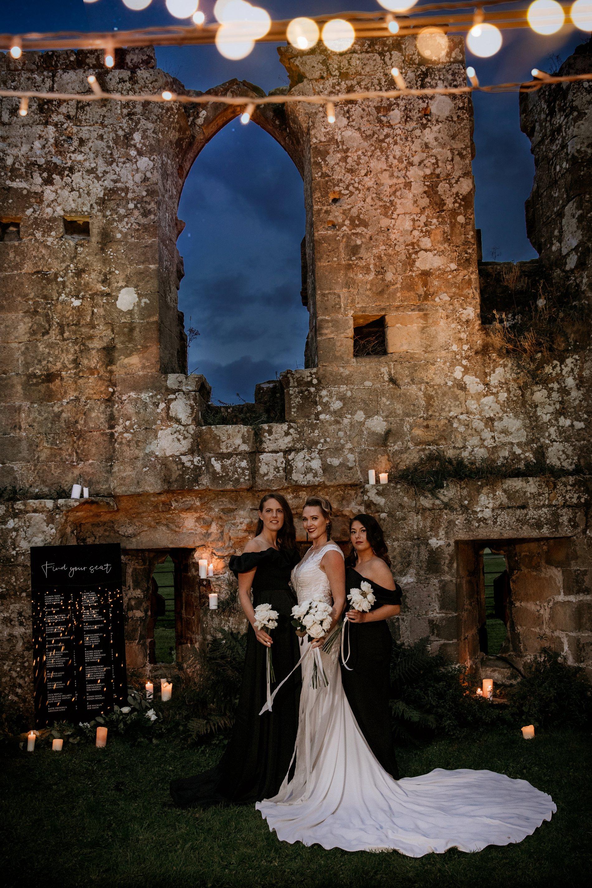 An Elegant Wedding Shoot at Jervaulx Abbey (c) Natalie Hamilton Photography (98)