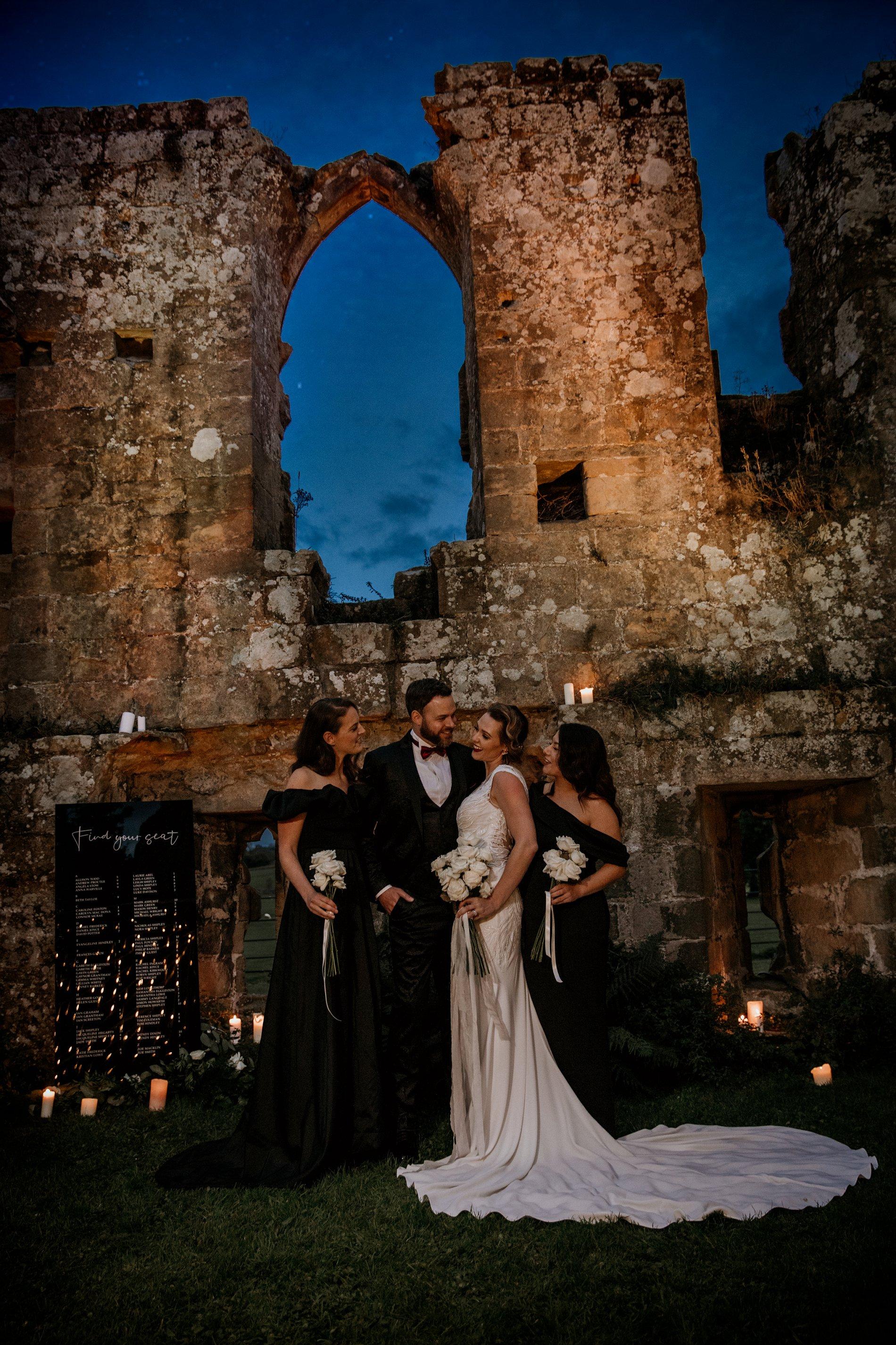 An Elegant Wedding Shoot at Jervaulx Abbey (c) Natalie Hamilton Photography (99)
