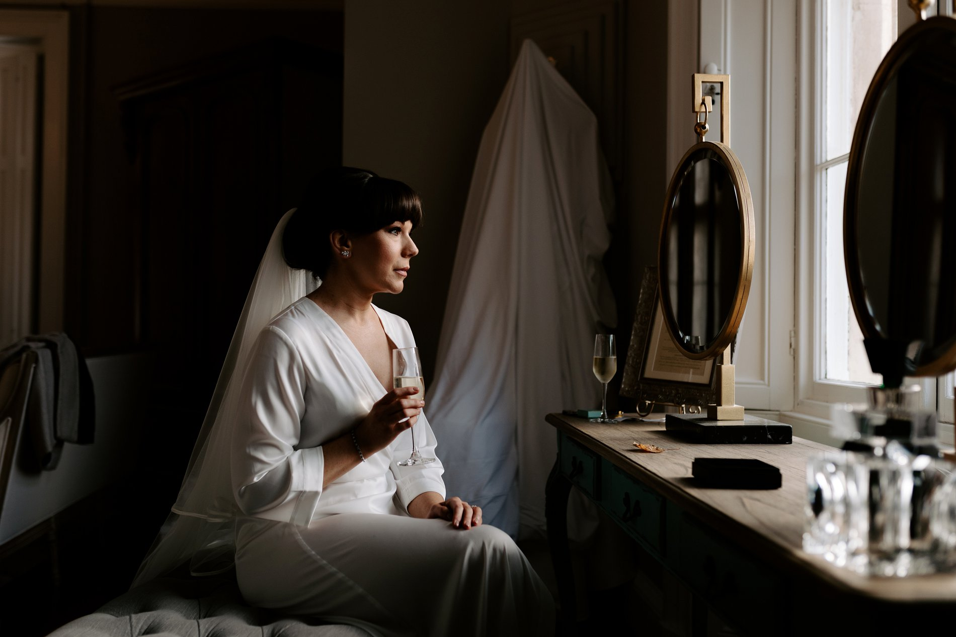 An Elegant White Wedding at Thicket Priory (c) Carla Whittingham Photography (24)