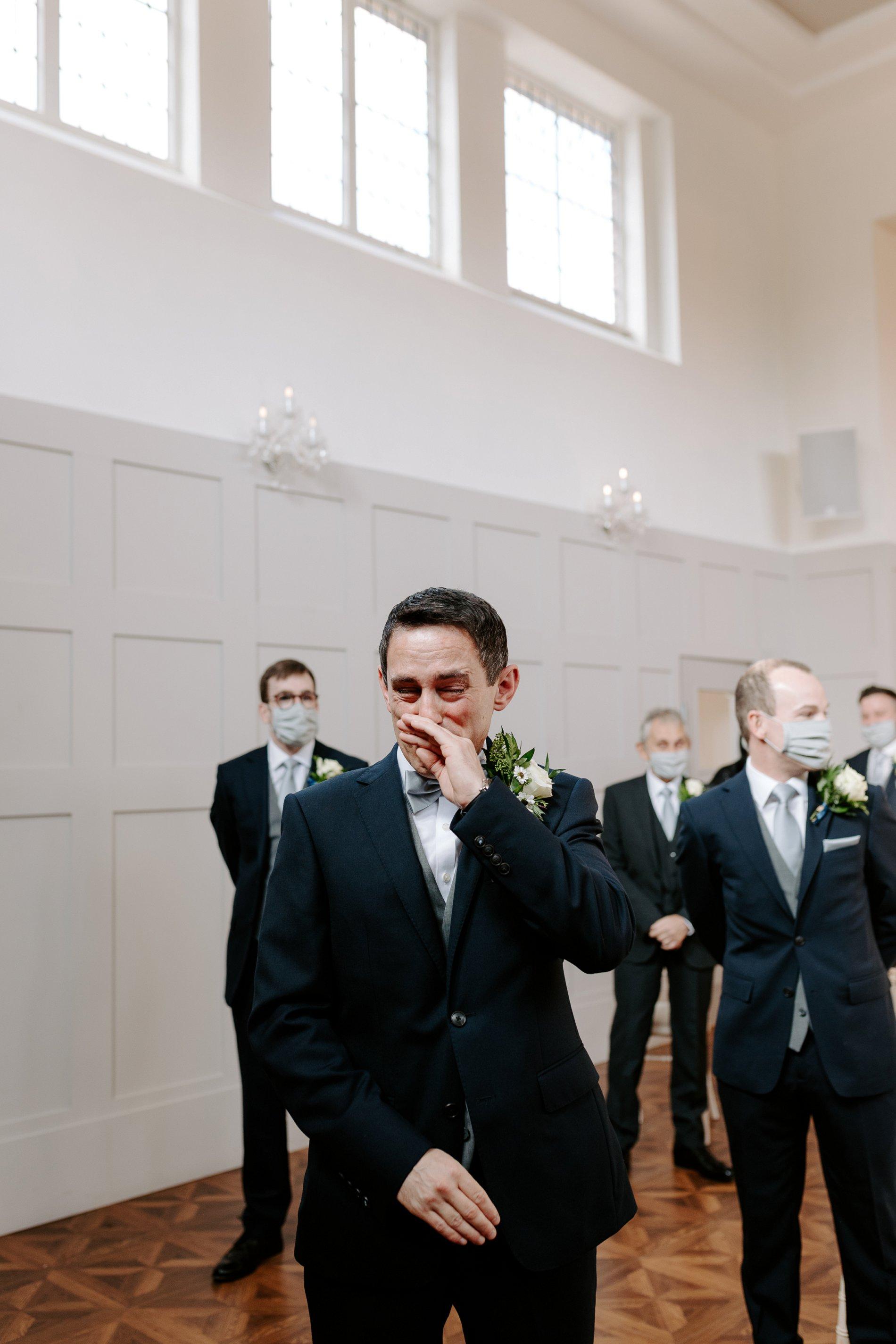 An Elegant White Wedding at Thicket Priory (c) Carla Whittingham Photography (34)