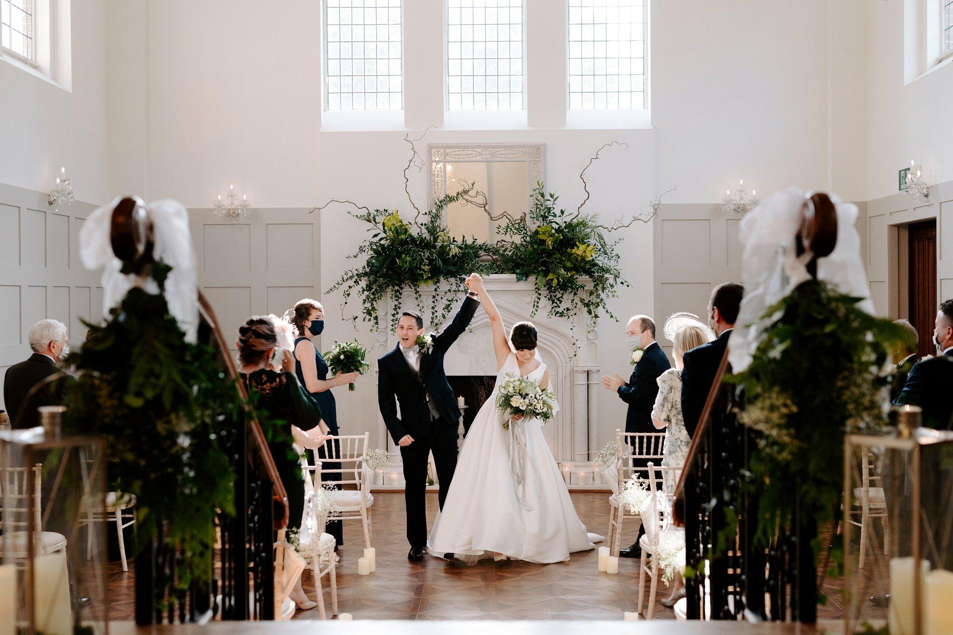 An Elegant White Wedding at Thicket Priory (c) Carla Whittingham Photography (39)