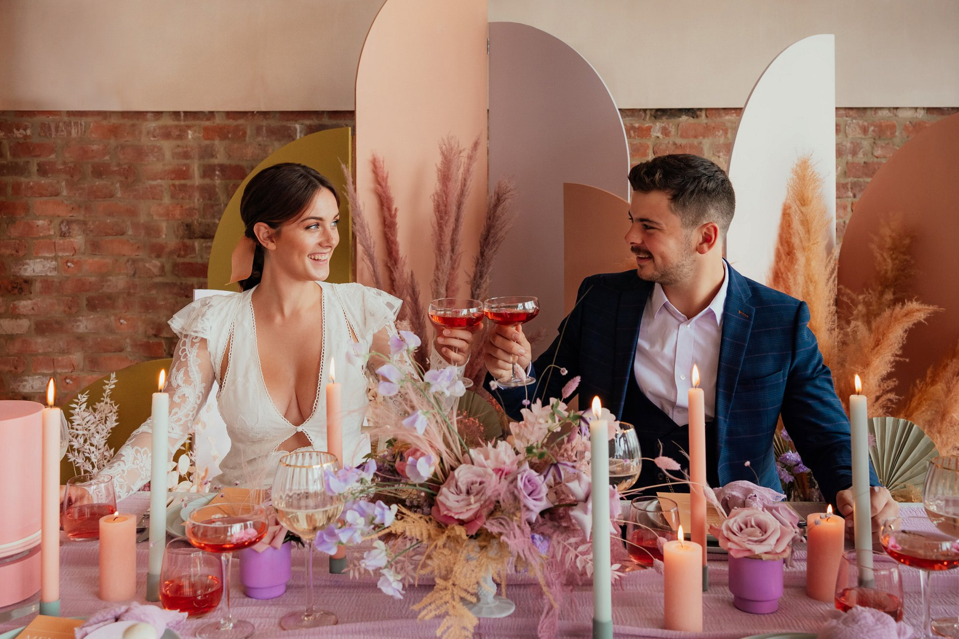 Romantic Boho Wedding Shoot at The Barn In Willerby Hill (c) Rosanna Lilly Photography (22)