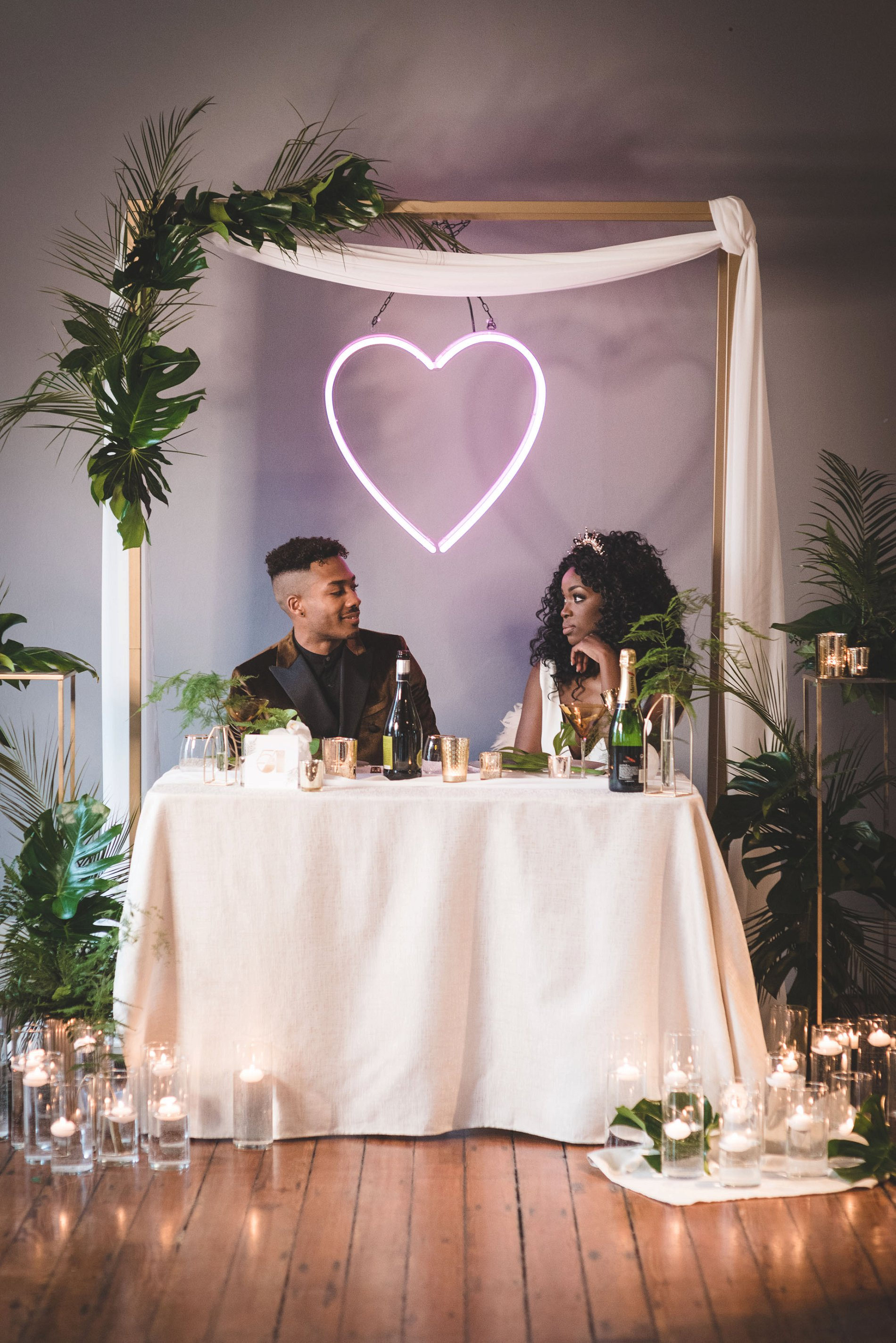 Chic City Wedding Studio 54