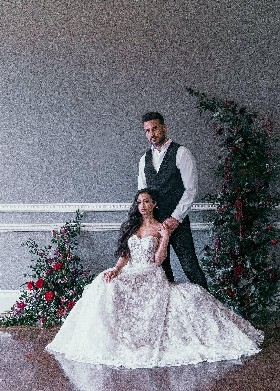 A Black Tie Wedding Creative Shoot at Saltmarshe Hall (c) Natalie Hamilton Photography (16)