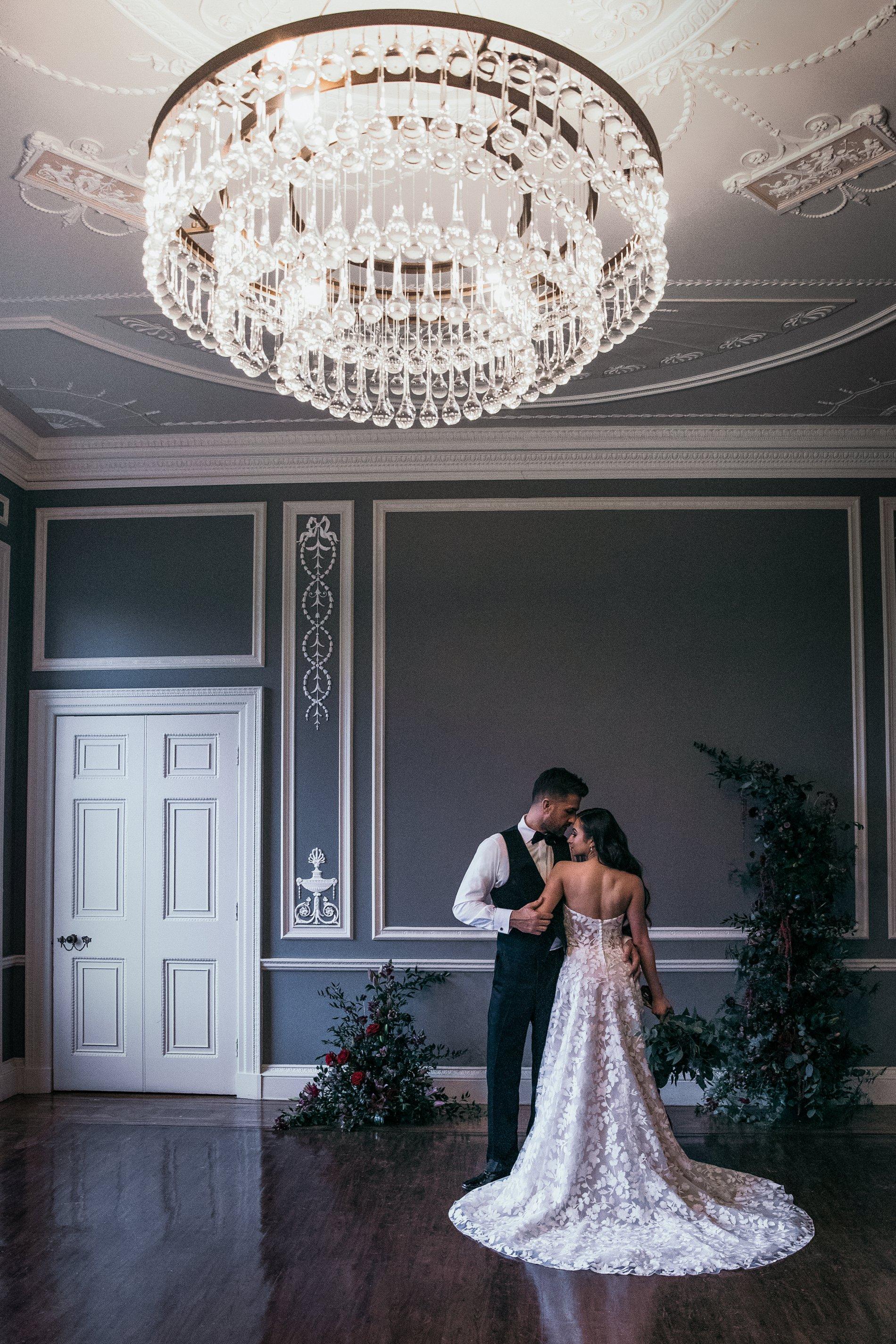 A Black Tie Wedding Creative Shoot at Saltmarshe Hall (c) Natalie Hamilton Photography (18)