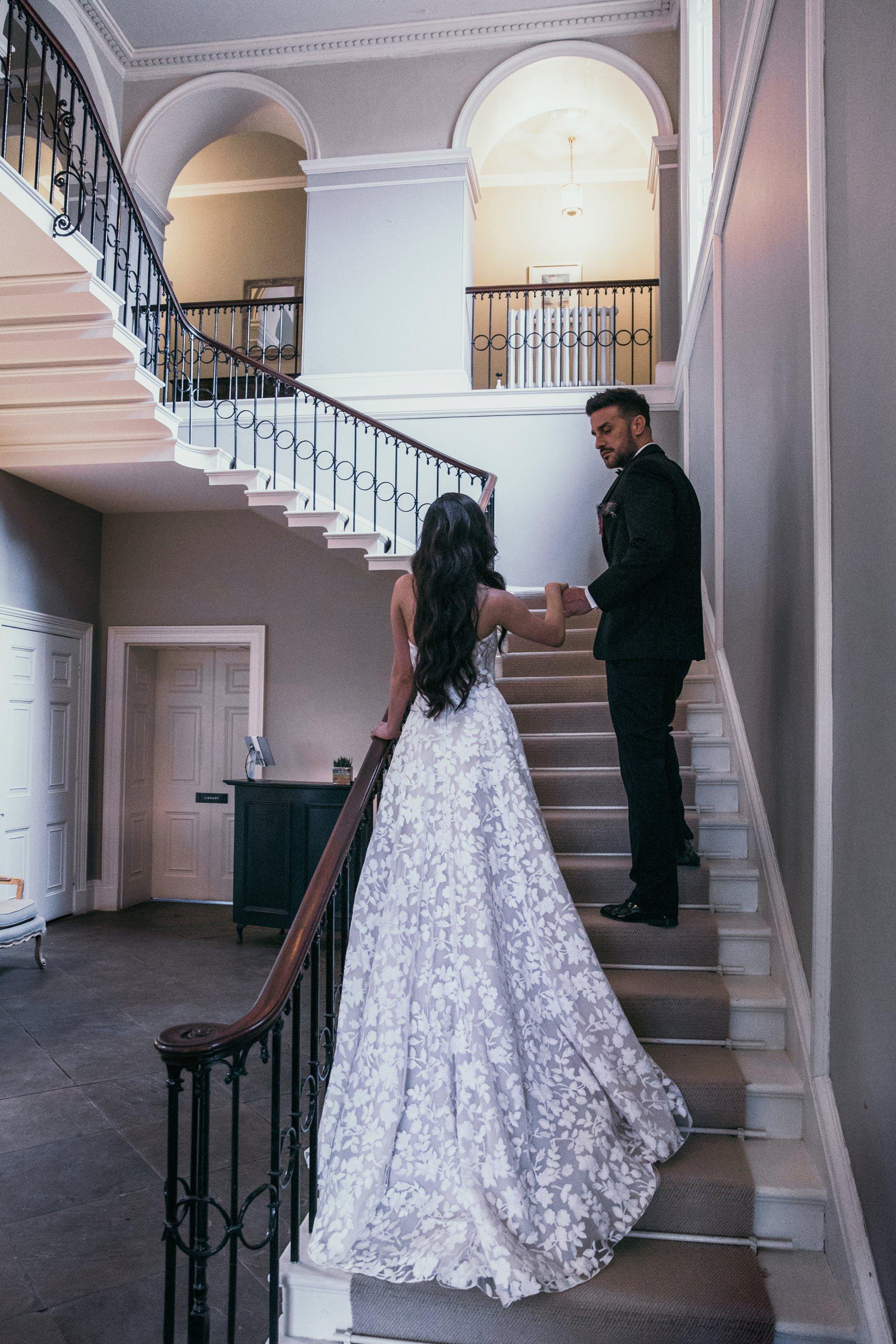 A Black Tie Wedding Creative Shoot at Saltmarshe Hall (c) Natalie Hamilton Photography (20)