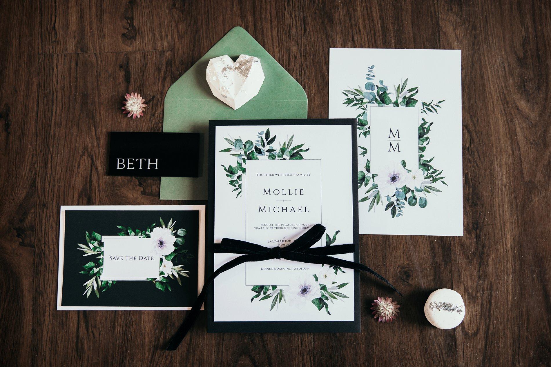 A Black Tie Wedding Creative Shoot at Saltmarshe Hall (c) Natalie Hamilton Photography (29)