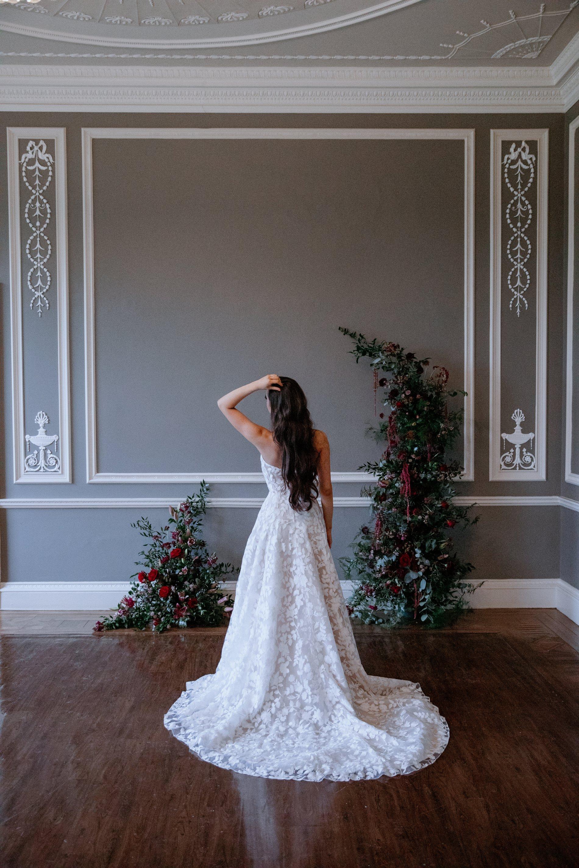 A Black Tie Wedding Creative Shoot at Saltmarshe Hall (c) Natalie Hamilton Photography (34)