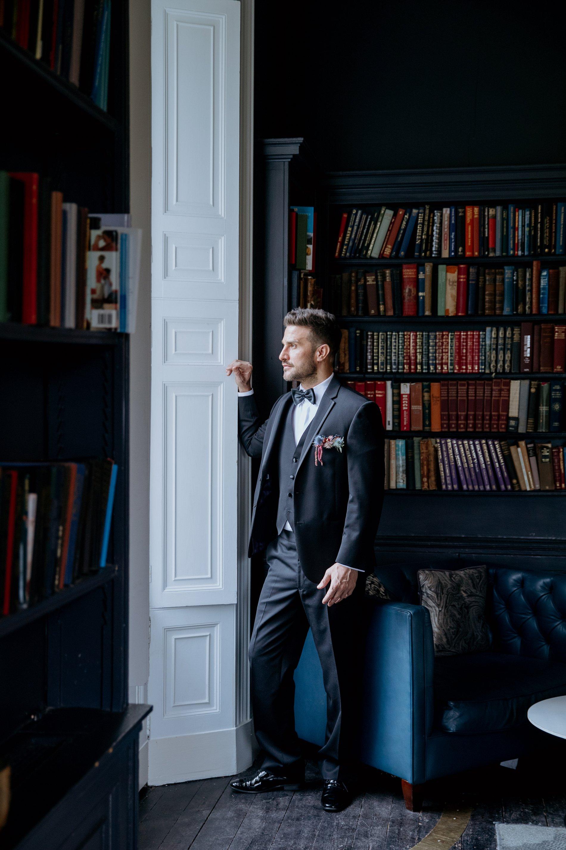 A Black Tie Wedding Creative Shoot at Saltmarshe Hall (c) Natalie Hamilton Photography (35)