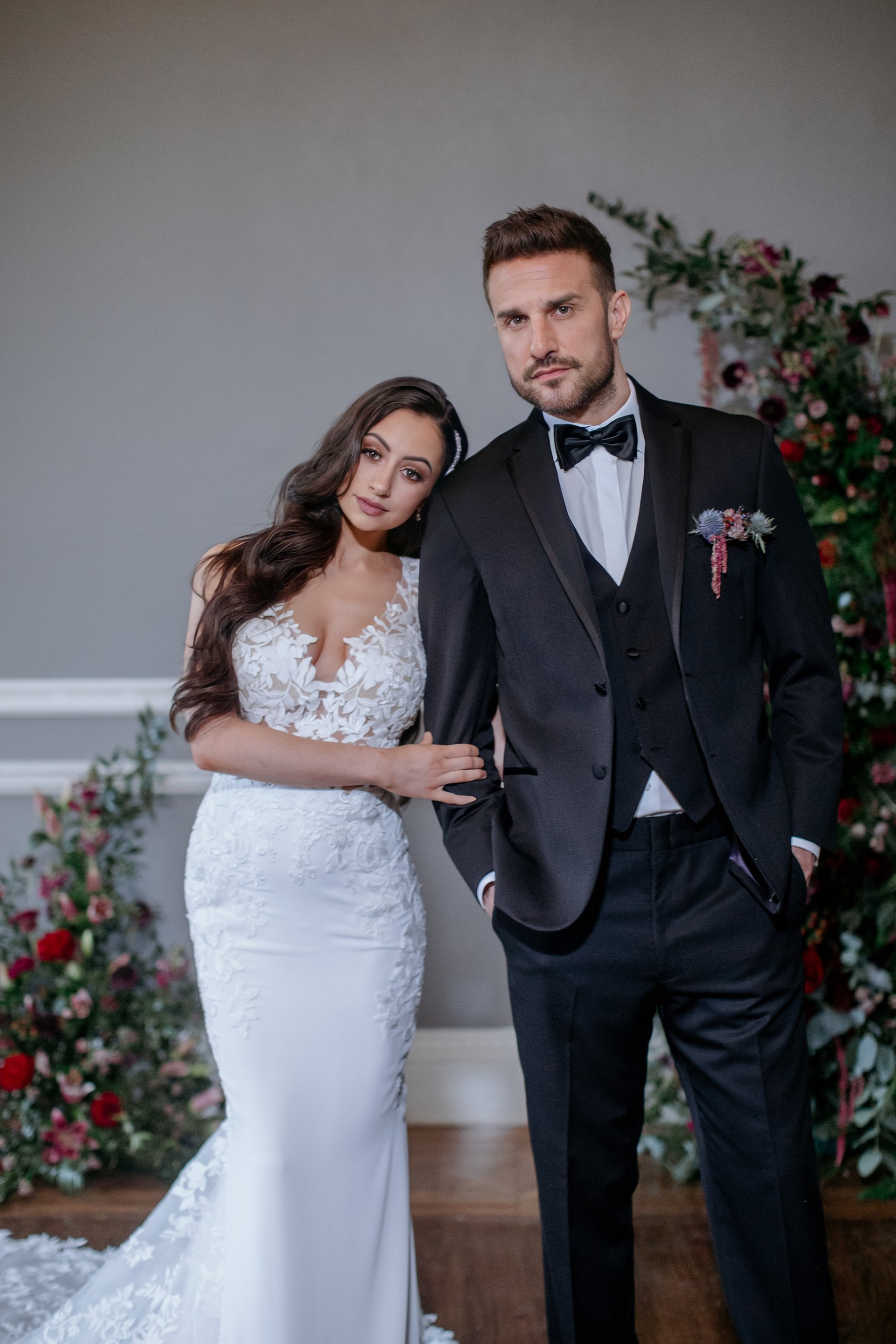 A Black Tie Wedding Creative Shoot at Saltmarshe Hall (c) Natalie Hamilton Photography (39)