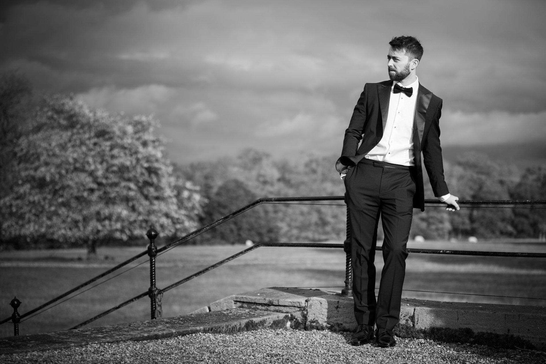 An Elegant Micro Wedding at Lartington Hall (c) Edward Ashley Photography (21)
