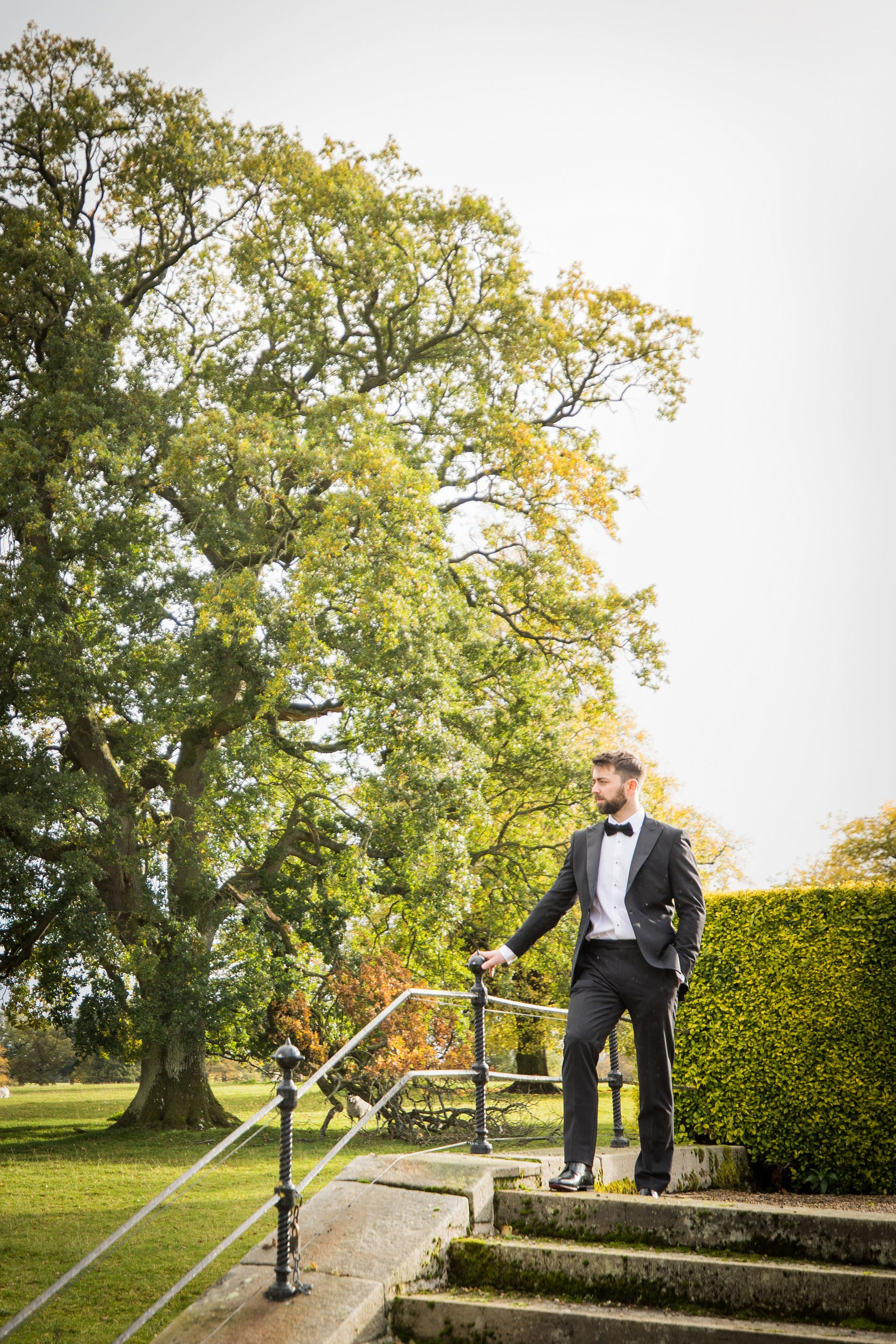 An Elegant Micro Wedding at Lartington Hall (c) Edward Ashley Photography (23)