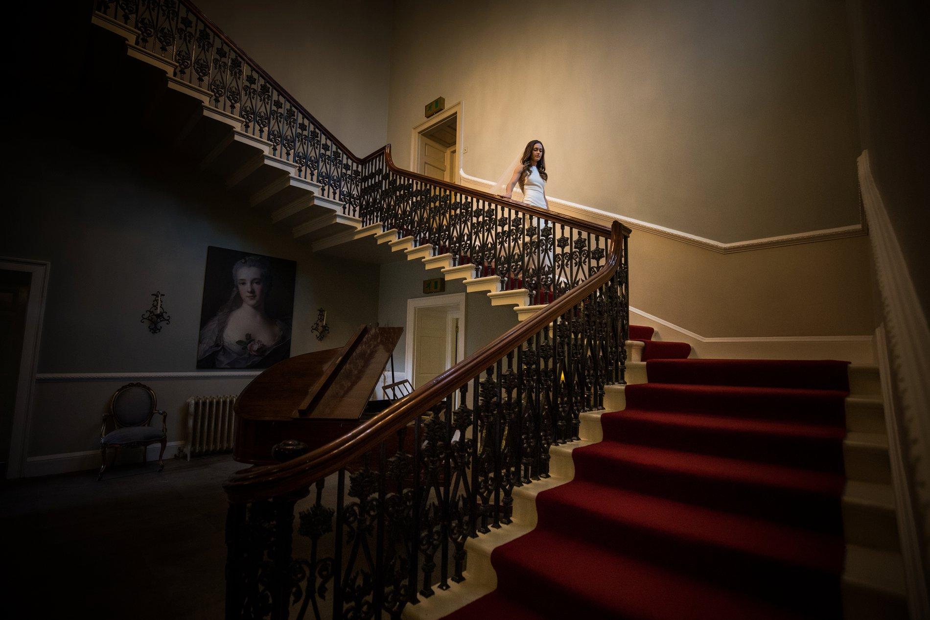 An Elegant Micro Wedding at Lartington Hall (c) Edward Ashley Photography (27)