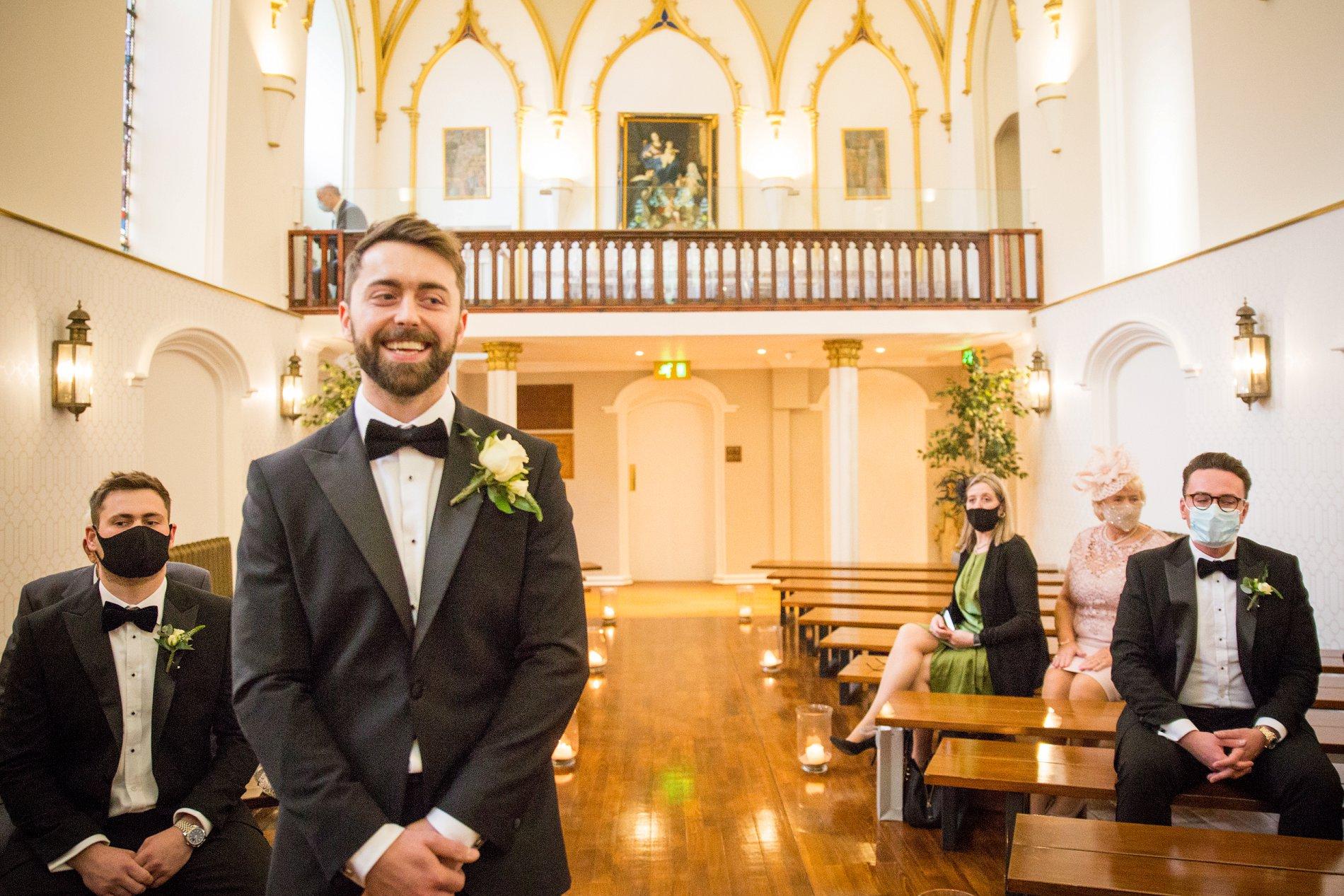 An Elegant Micro Wedding at Lartington Hall (c) Edward Ashley Photography (30)