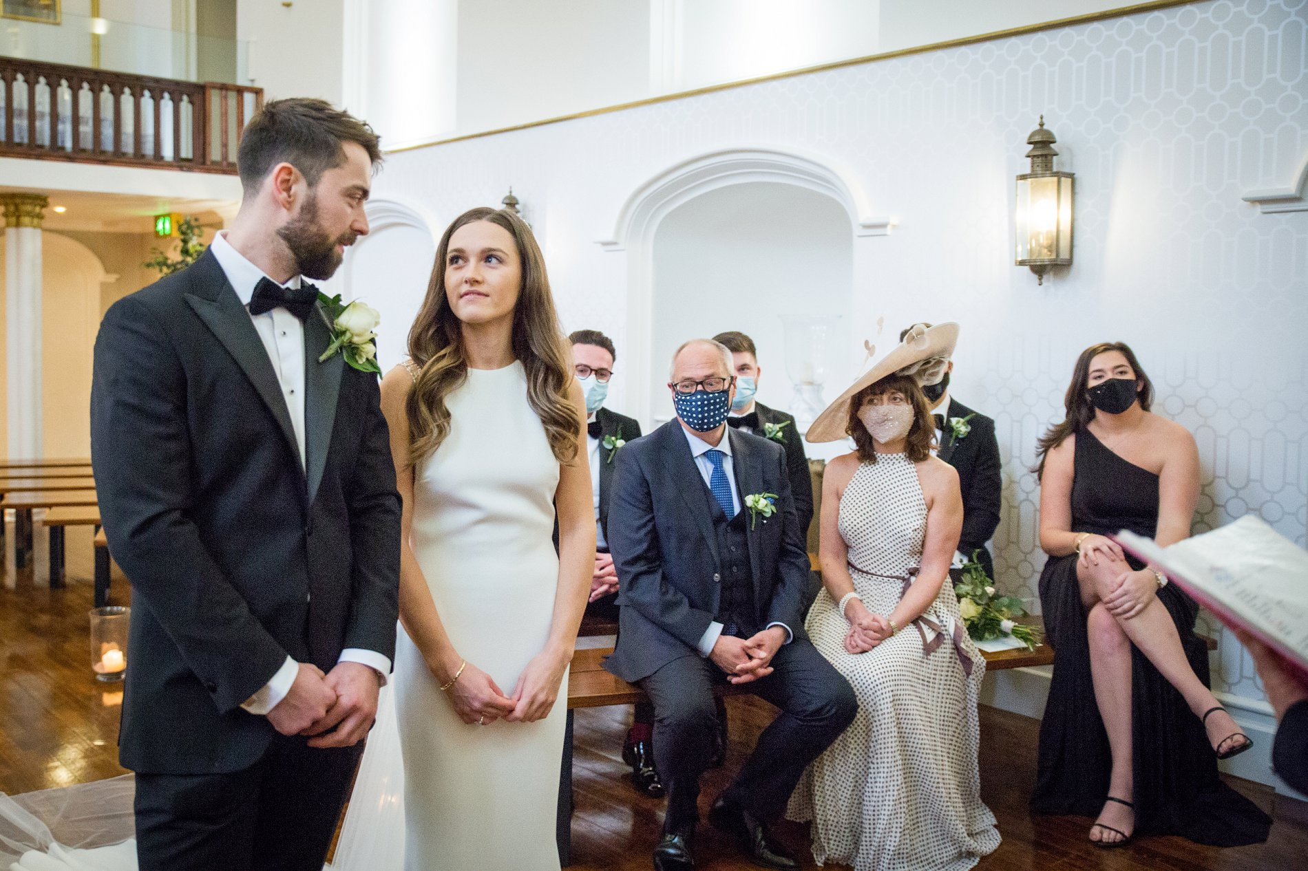 An Elegant Micro Wedding at Lartington Hall (c) Edward Ashley Photography (33)