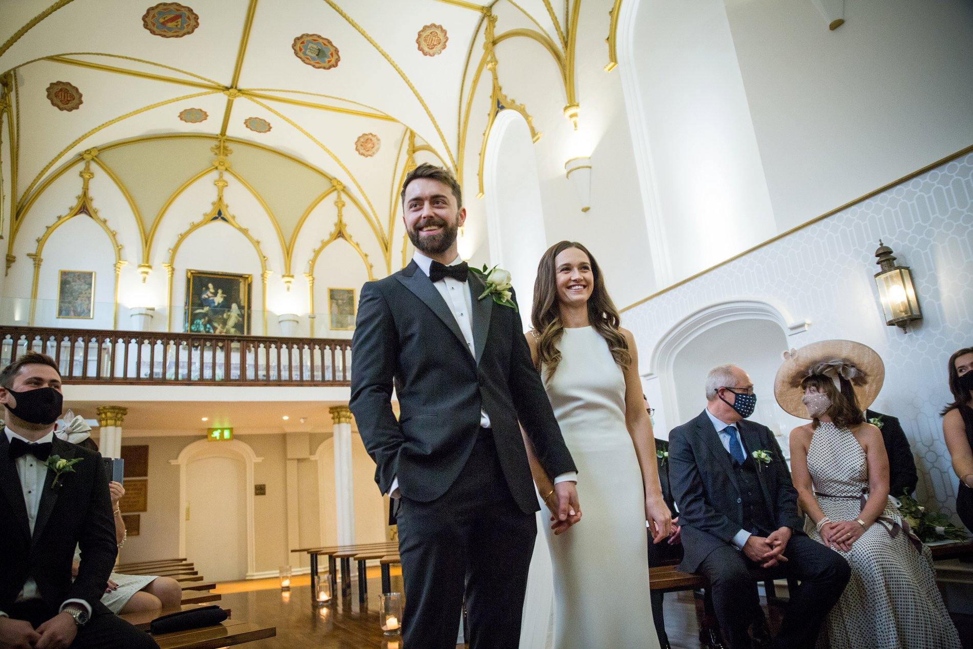 An Elegant Micro Wedding at Lartington Hall (c) Edward Ashley Photography (35)