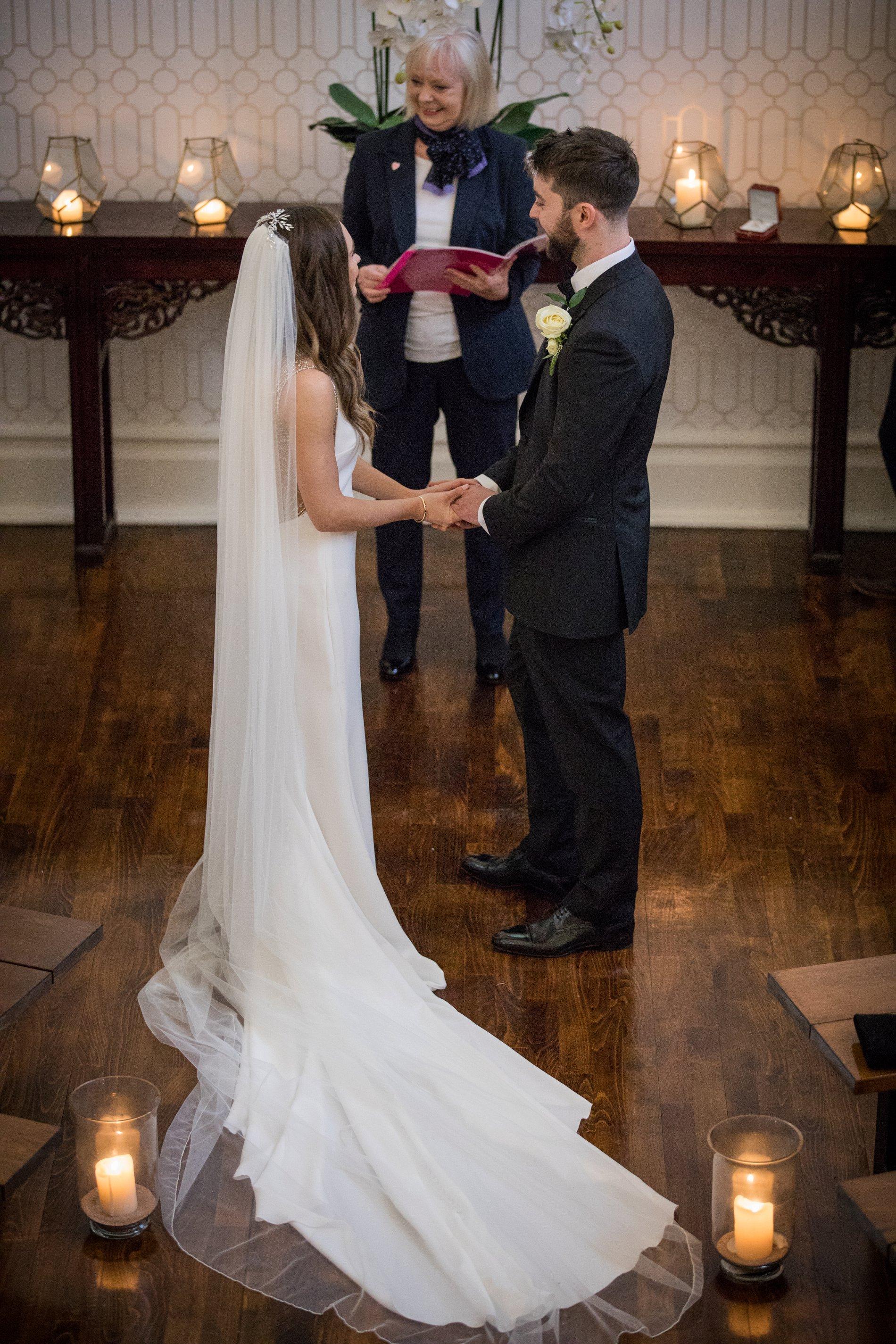 An Elegant Micro Wedding at Lartington Hall (c) Edward Ashley Photography (39)