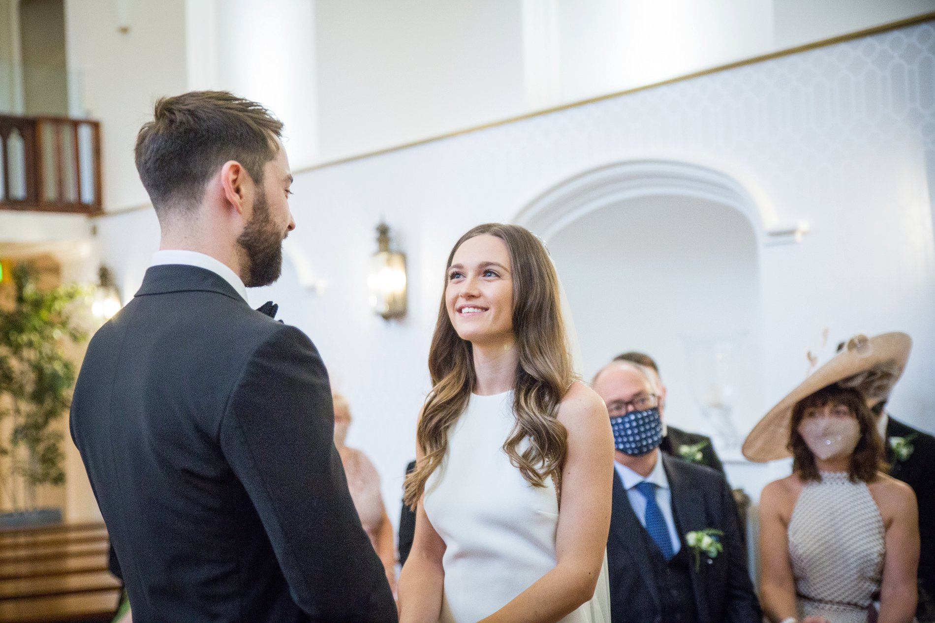 An Elegant Micro Wedding at Lartington Hall (c) Edward Ashley Photography (41)