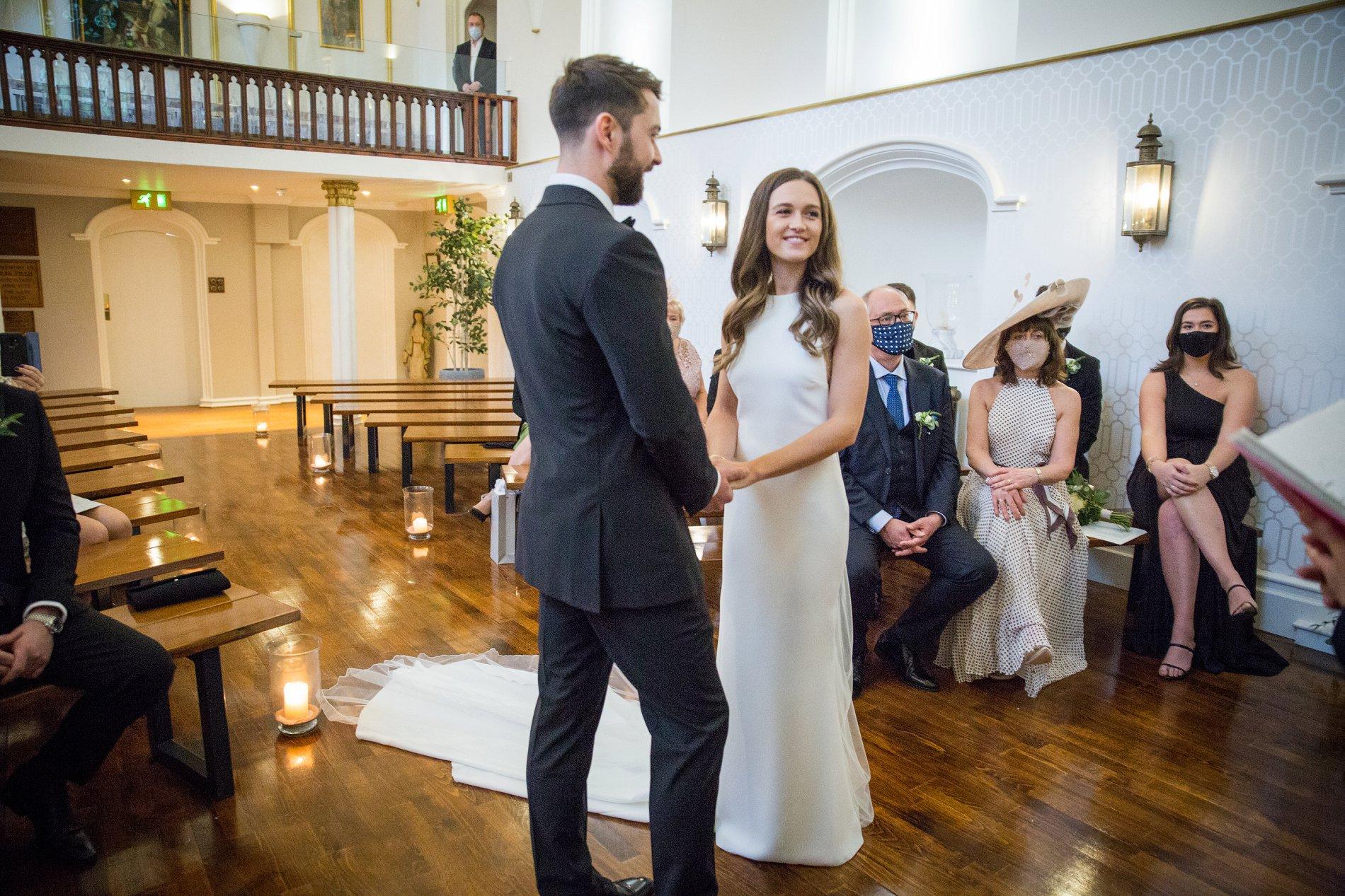 An Elegant Micro Wedding at Lartington Hall (c) Edward Ashley Photography (42)