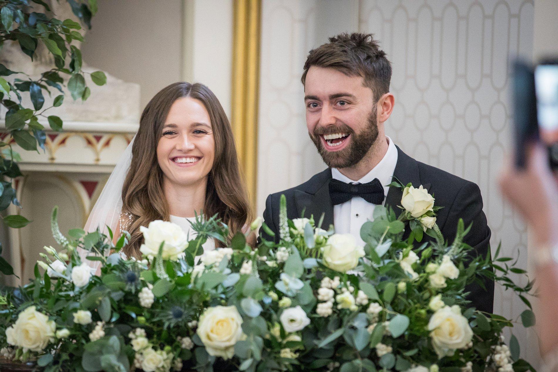 An Elegant Micro Wedding at Lartington Hall (c) Edward Ashley Photography (50)