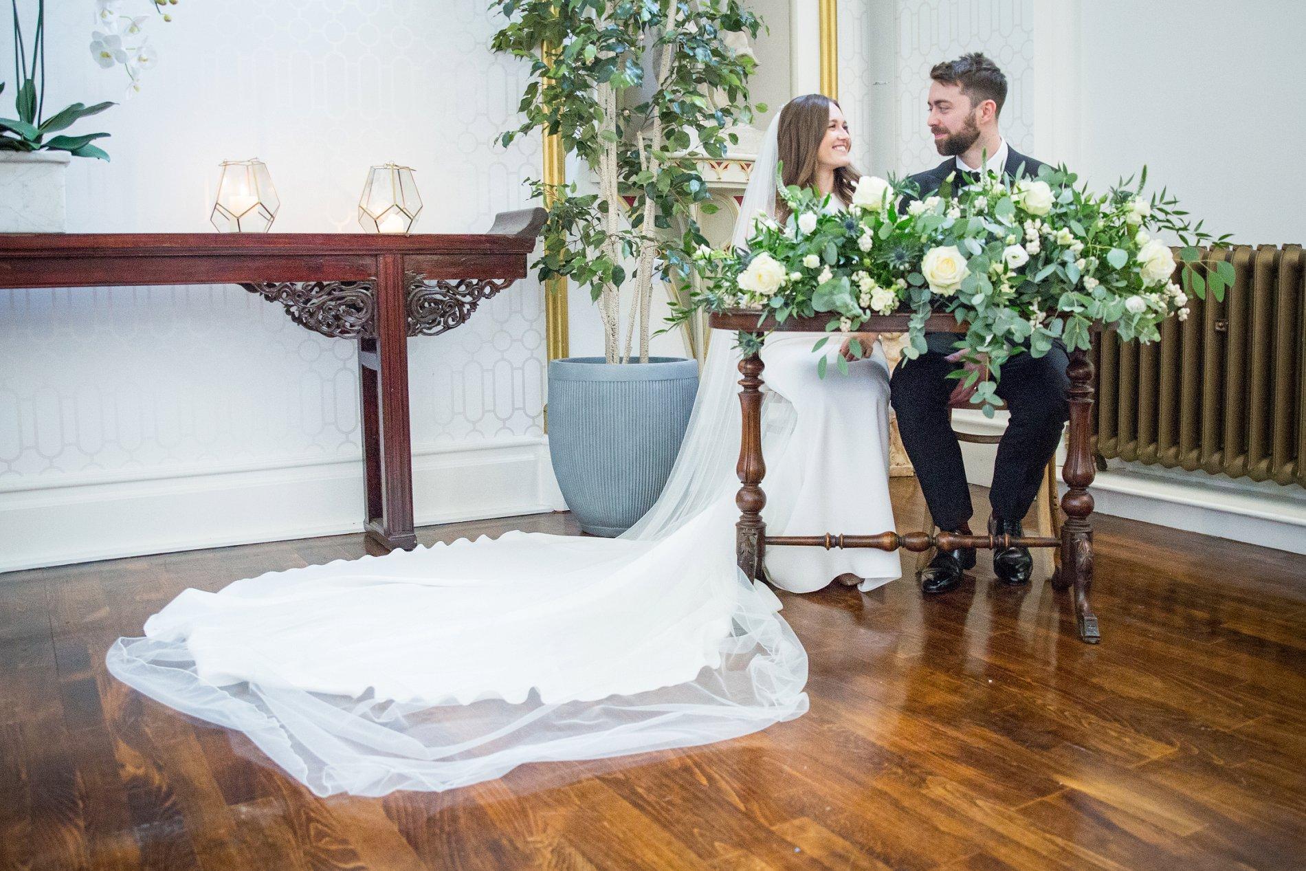 An Elegant Micro Wedding at Lartington Hall (c) Edward Ashley Photography (52)