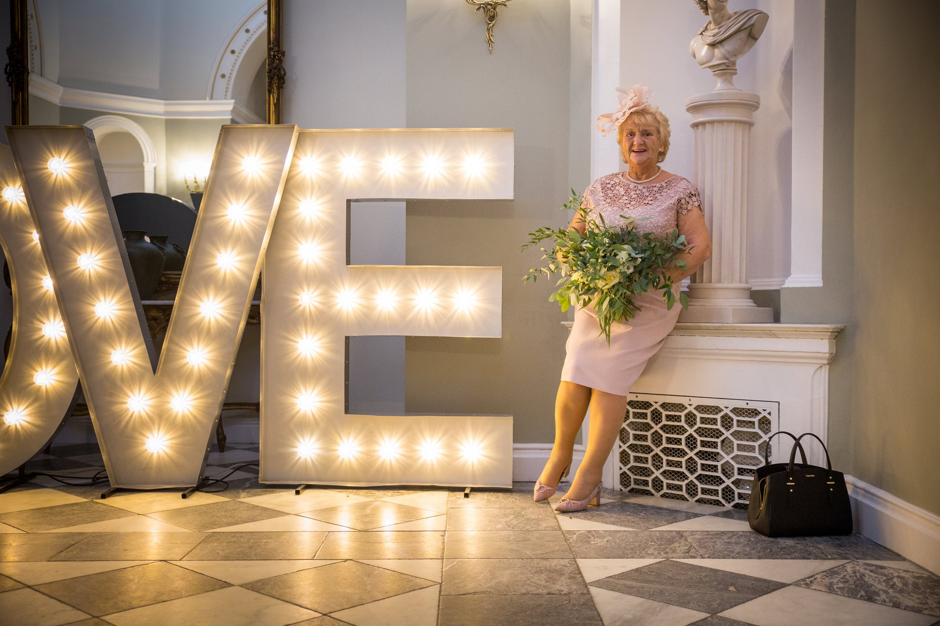 An Elegant Micro Wedding at Lartington Hall (c) Edward Ashley Photography (61)