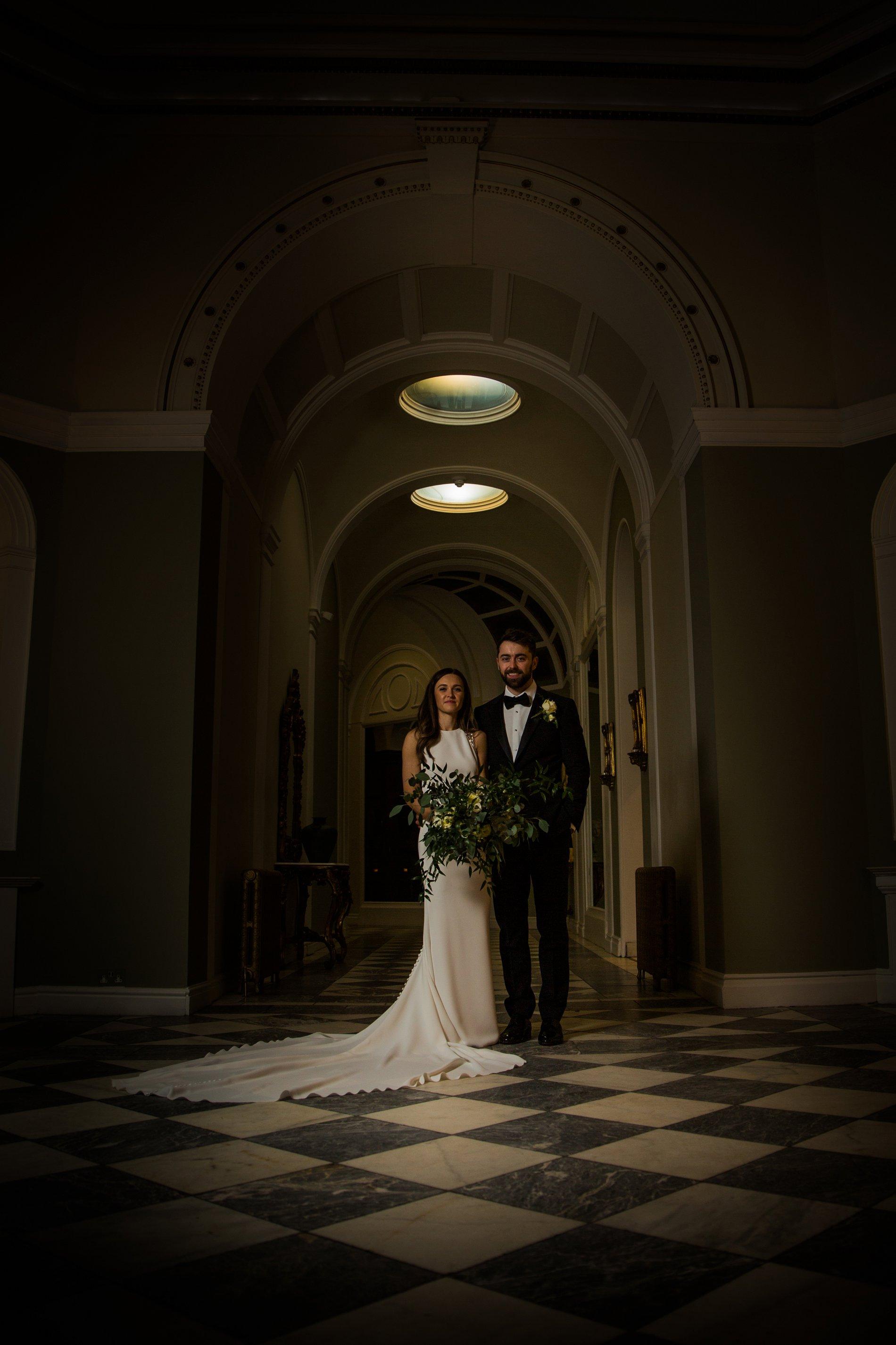 An Elegant Micro Wedding at Lartington Hall (c) Edward Ashley Photography (69)