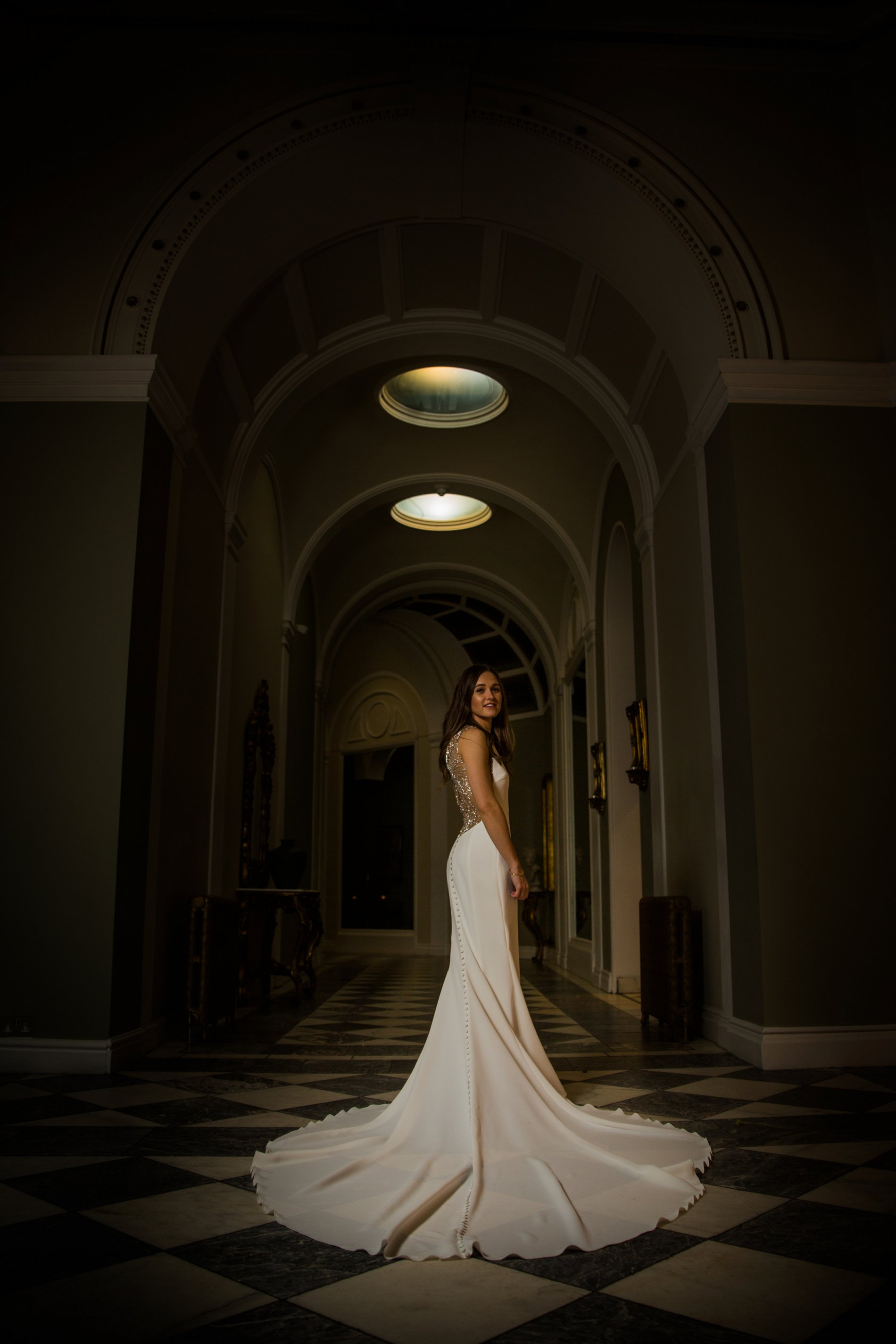 An Elegant Micro Wedding at Lartington Hall (c) Edward Ashley Photography (71)