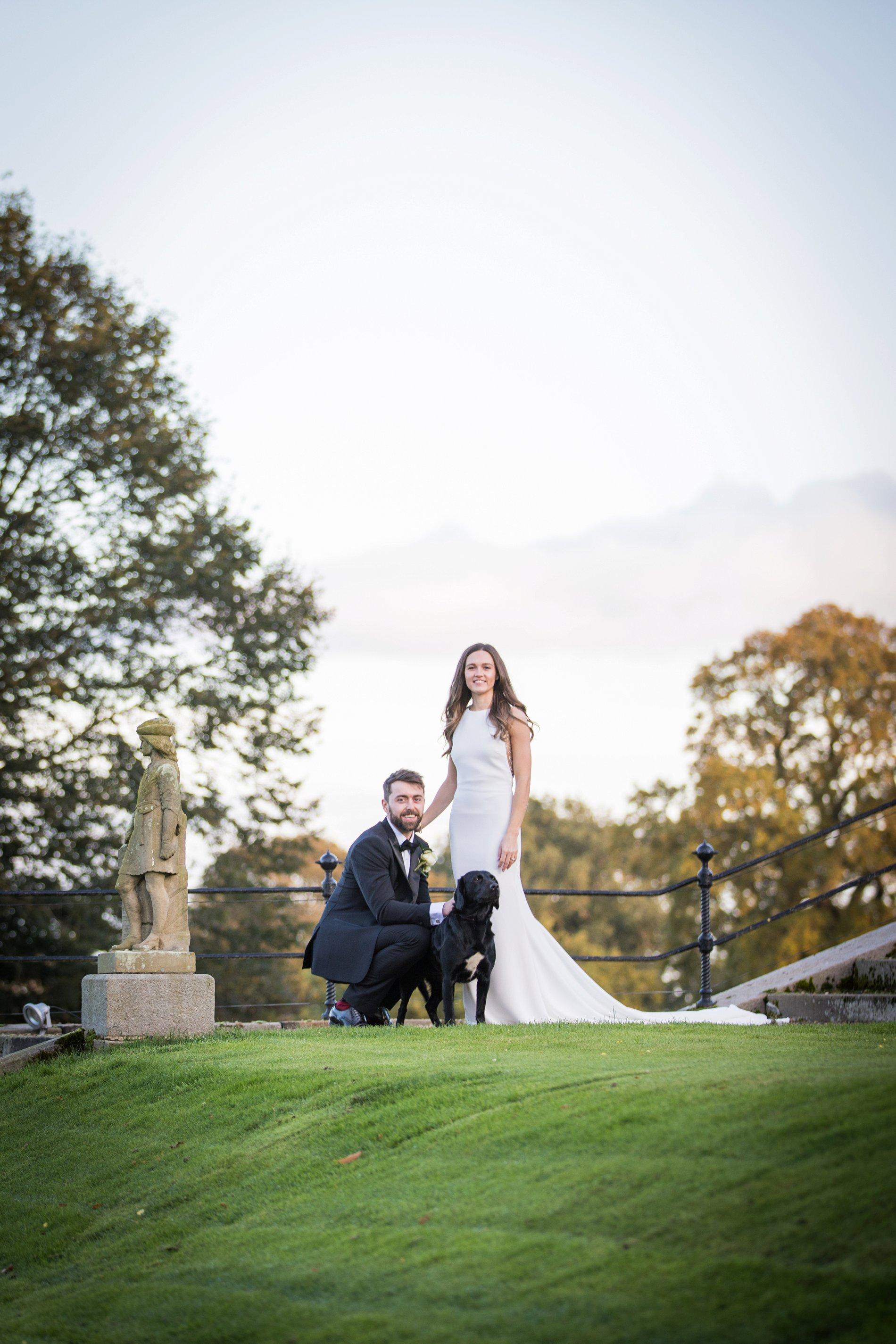 An Elegant Micro Wedding at Lartington Hall (c) Edward Ashley Photography (73)