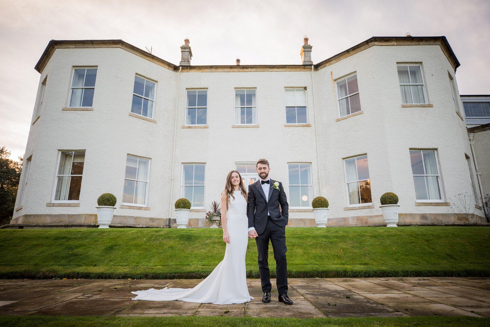 An Elegant Micro Wedding at Lartington Hall (c) Edward Ashley Photography (84)