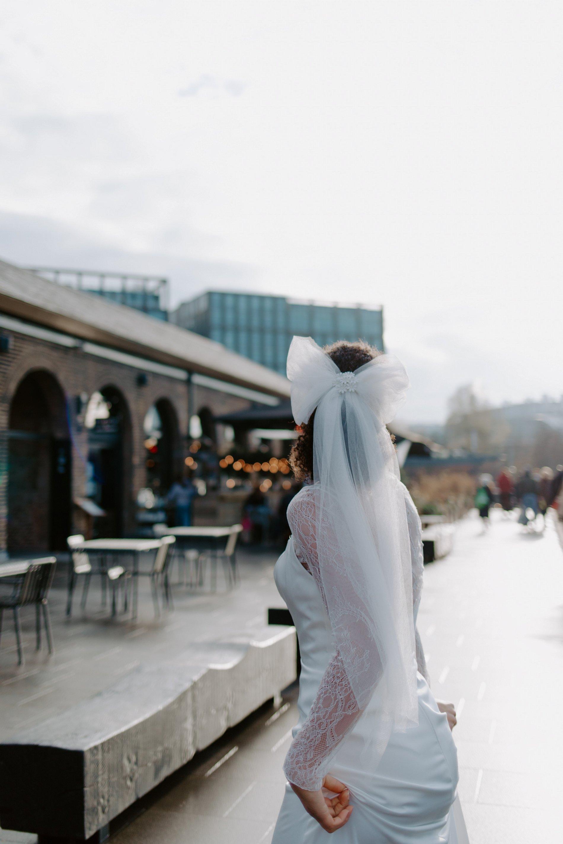 City Wedding Styled Shoot at Coal Drops Yard (c) Emztography (29)