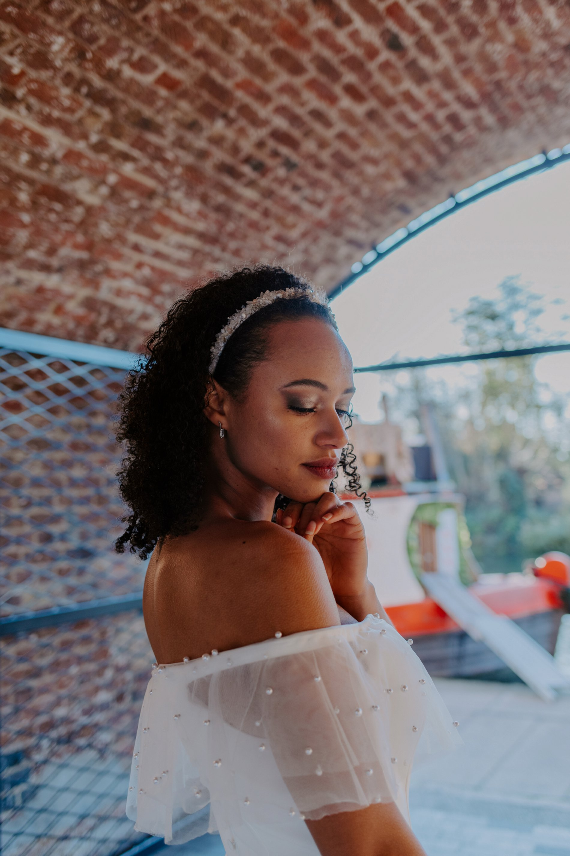 City Wedding Styled Shoot at Coal Drops Yard (c) Emztography (36)
