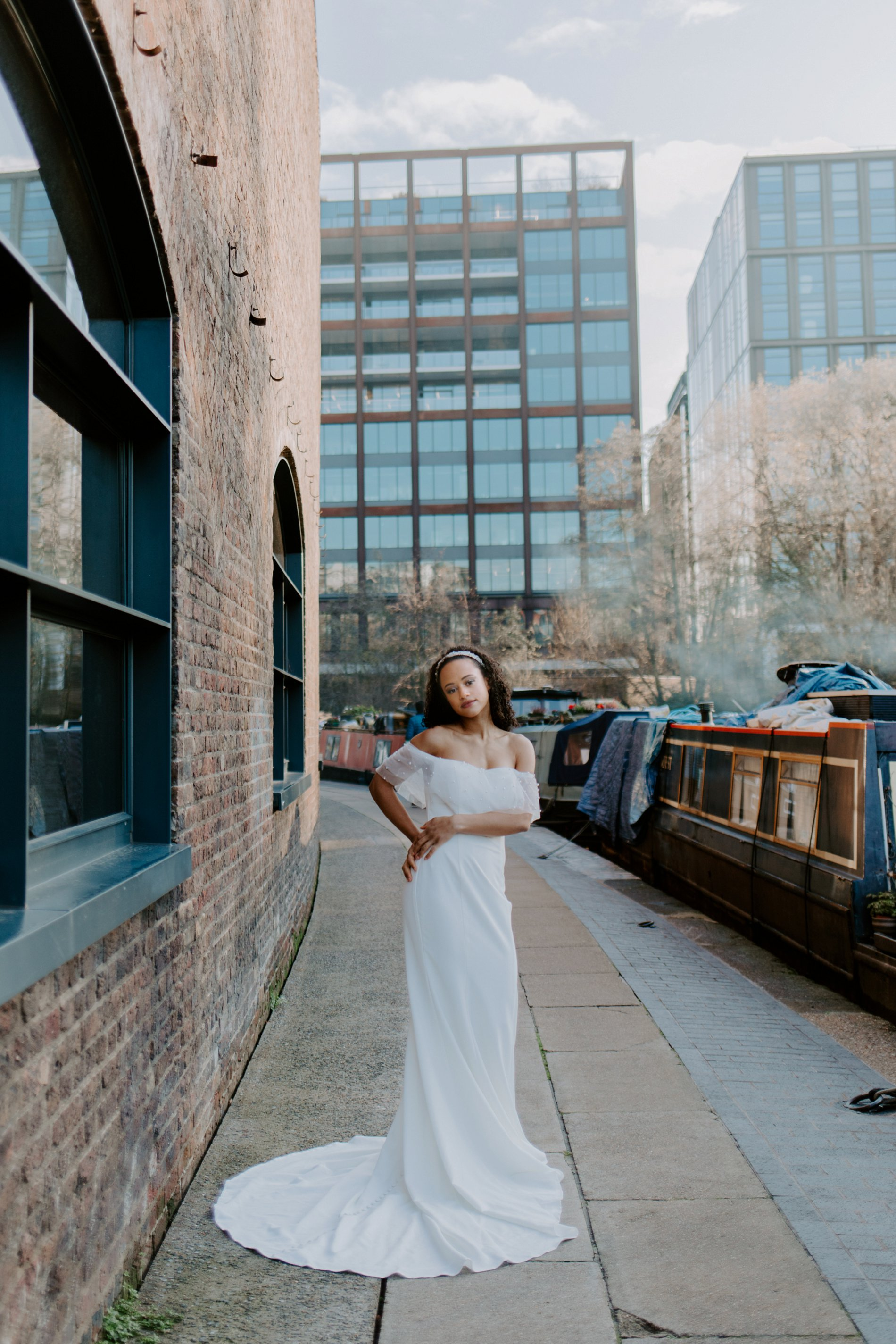 City Wedding Styled Shoot at Coal Drops Yard (c) Emztography (38)