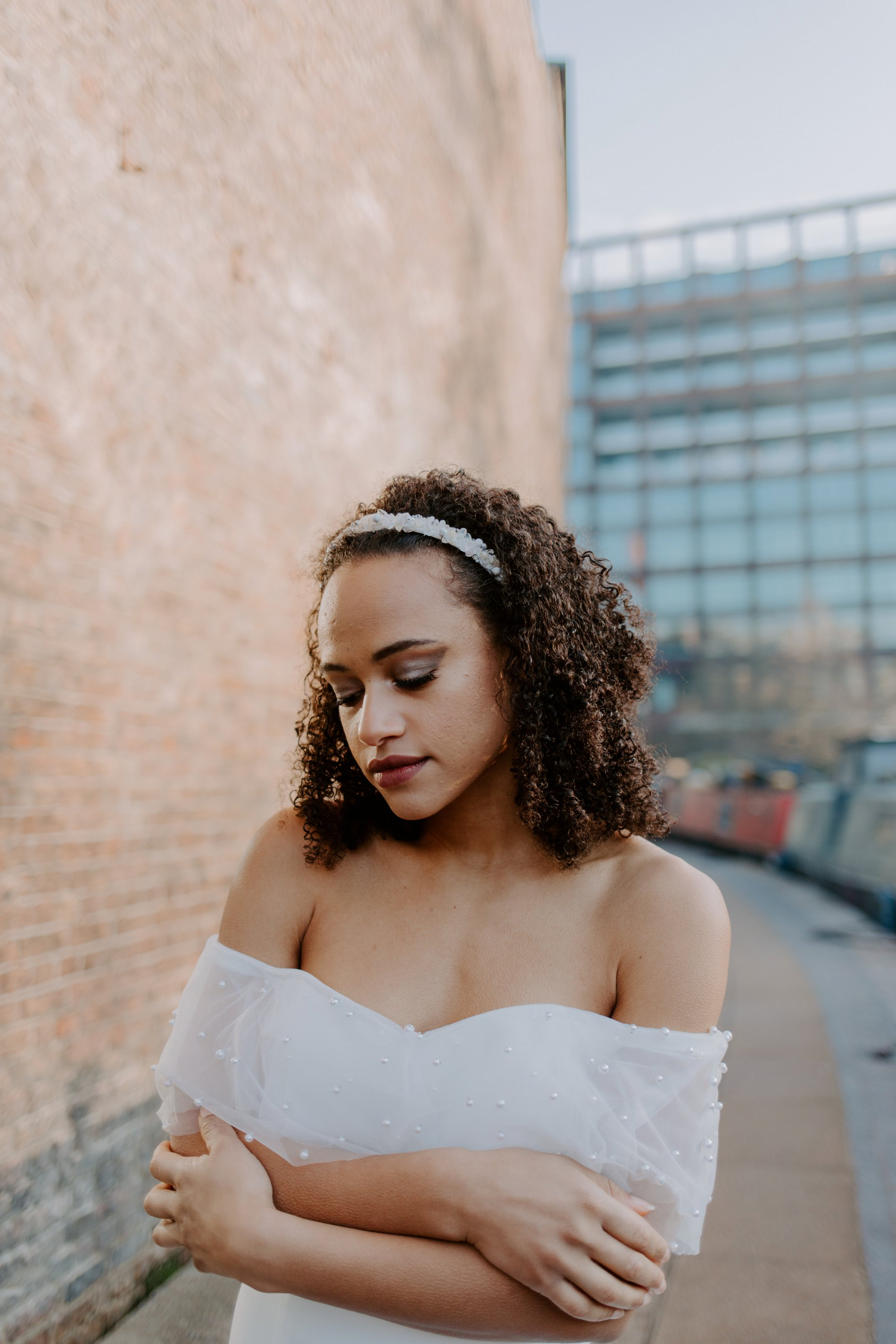 City Wedding Styled Shoot at Coal Drops Yard (c) Emztography (39)