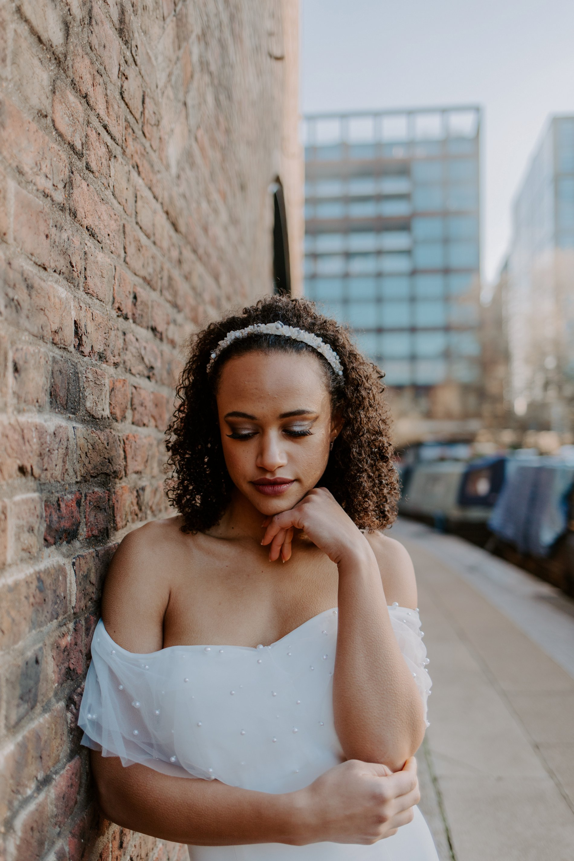 City Wedding Styled Shoot at Coal Drops Yard (c) Emztography (45)