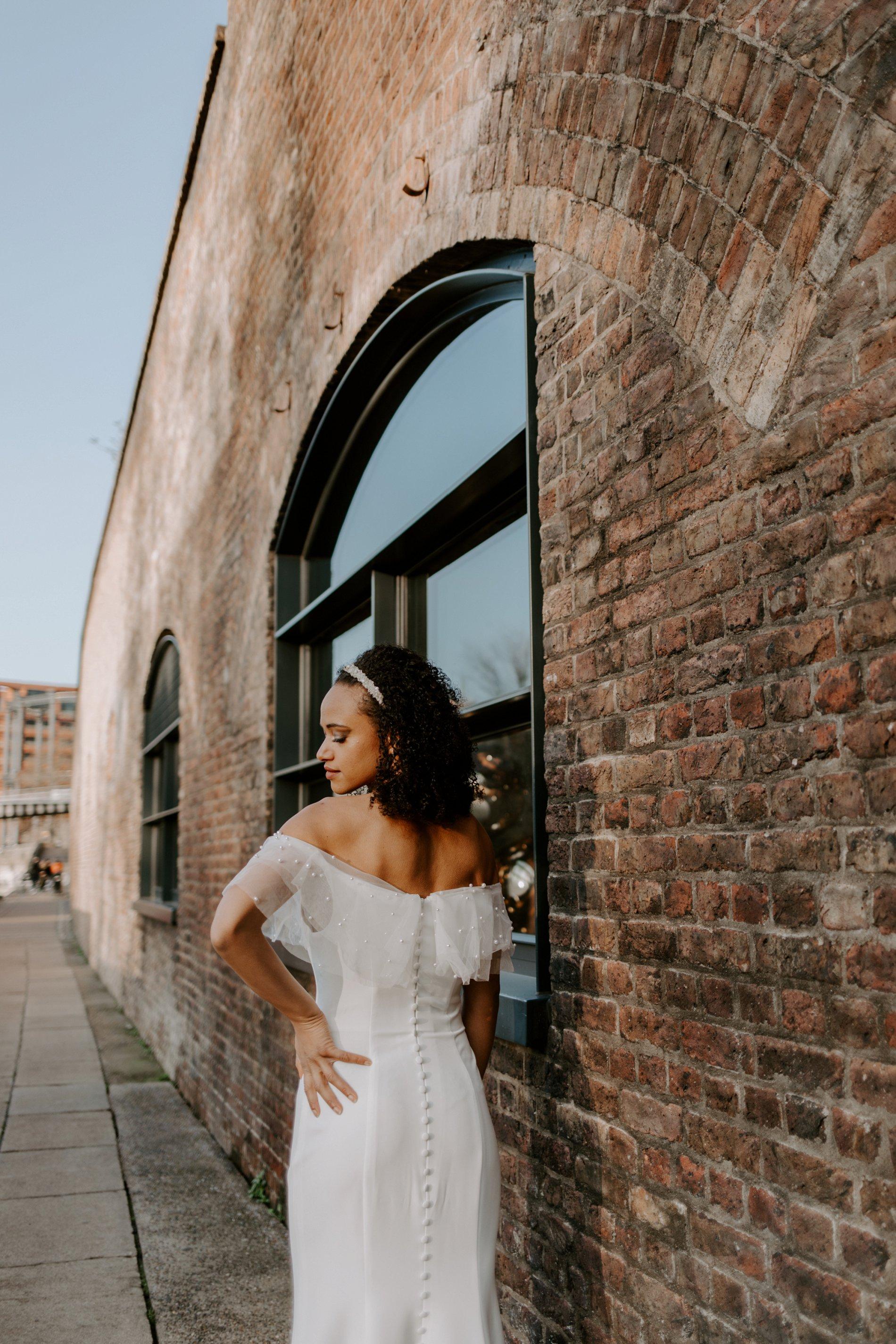 City Wedding Styled Shoot at Coal Drops Yard (c) Emztography (47)